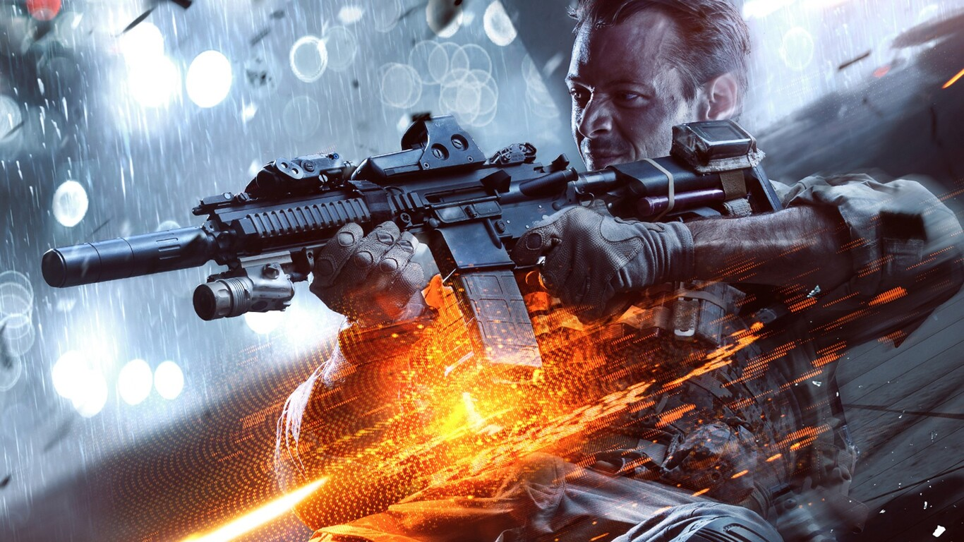 Download Wallpaper 1280x1280 Battlefield 4 Game Ea: 1366x768 Battlefield 4 Pc Game 1366x768 Resolution HD 4k
