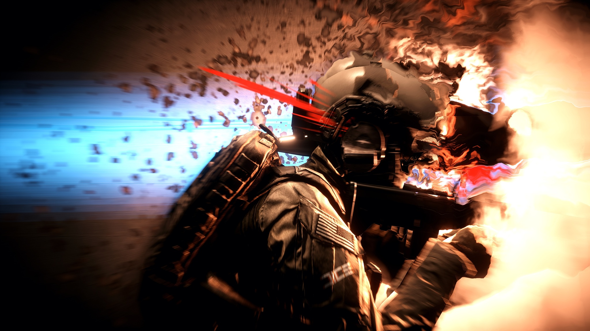 2048x1152 Battlefield 4 Soldier 5k 2048x1152 Resolution HD