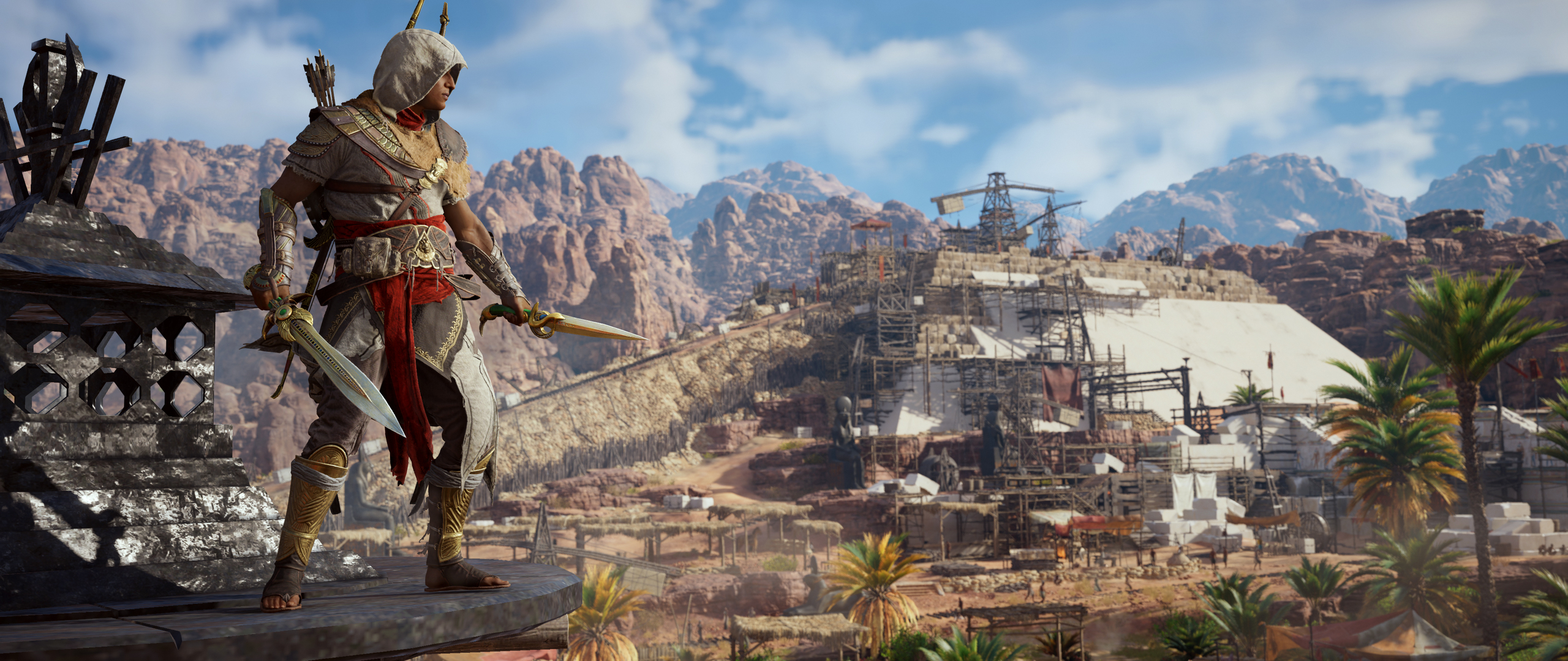 2560x1080 Bayek Of Siwa Assassins Creed Origins 2560x1080