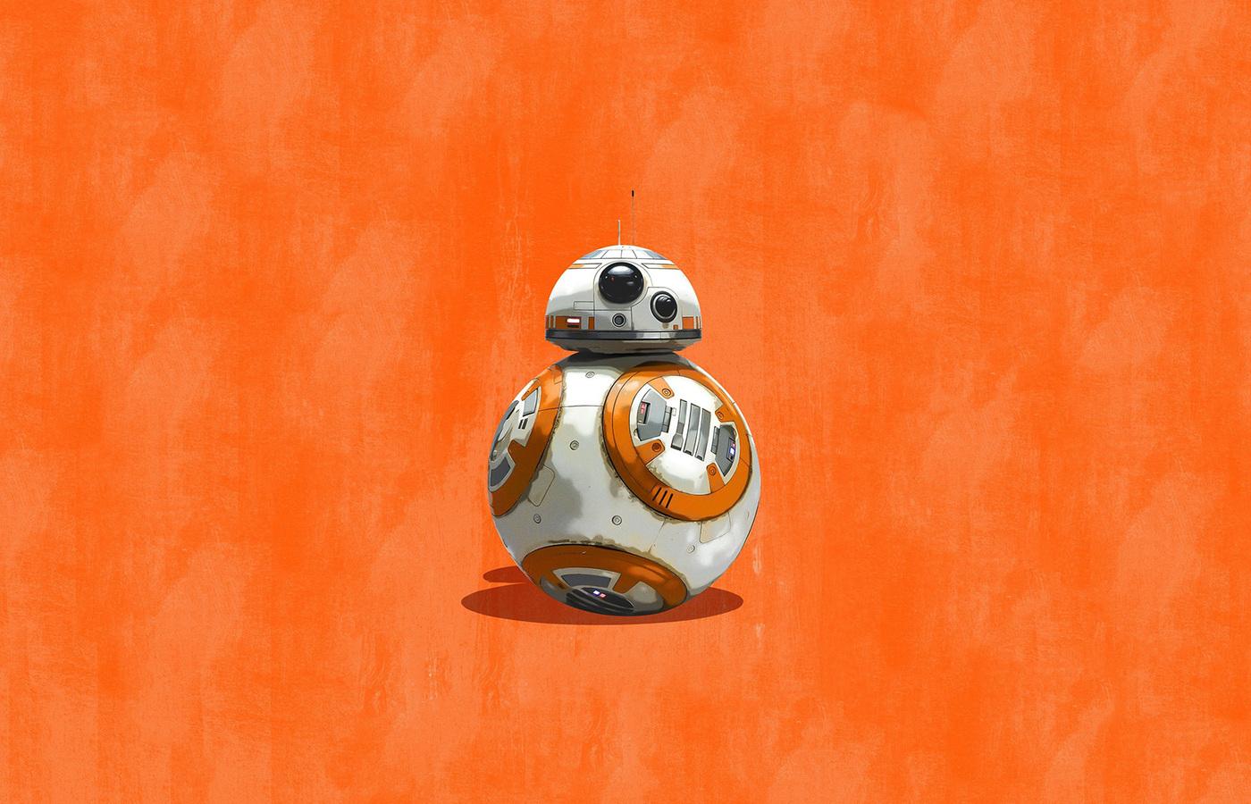 1400x900 Bb8 Star Wars The Last Jedi 1400x900 Resolution Hd