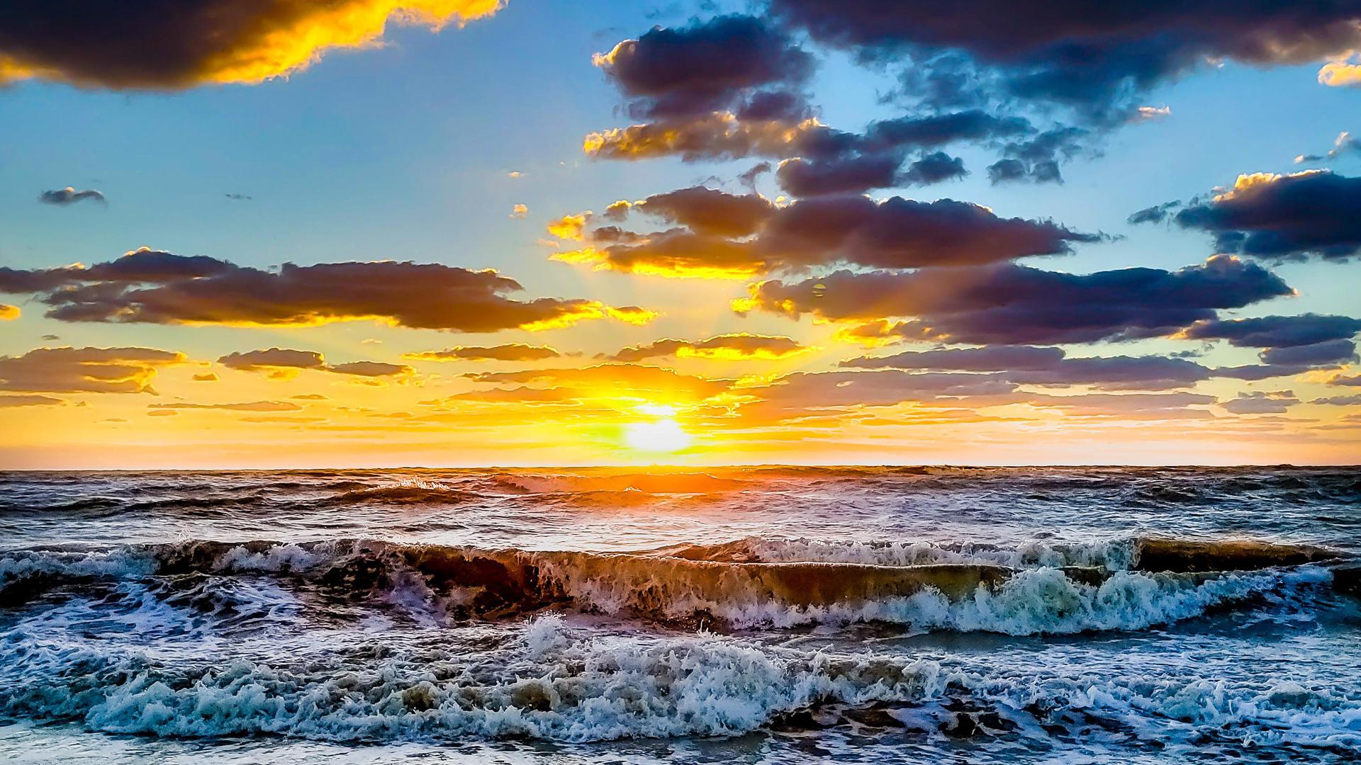 1920x1080 Beach Sea Spain Winter Laptop Full HD 1080P HD ...