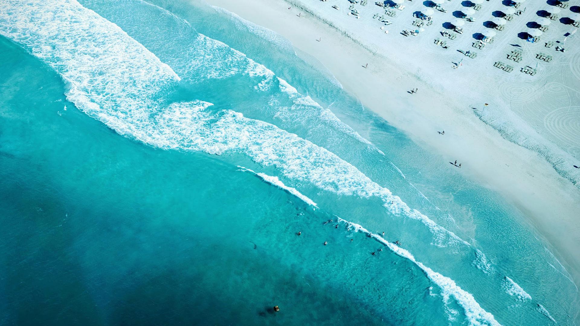 Beach Seashore Aerial Photography 2e