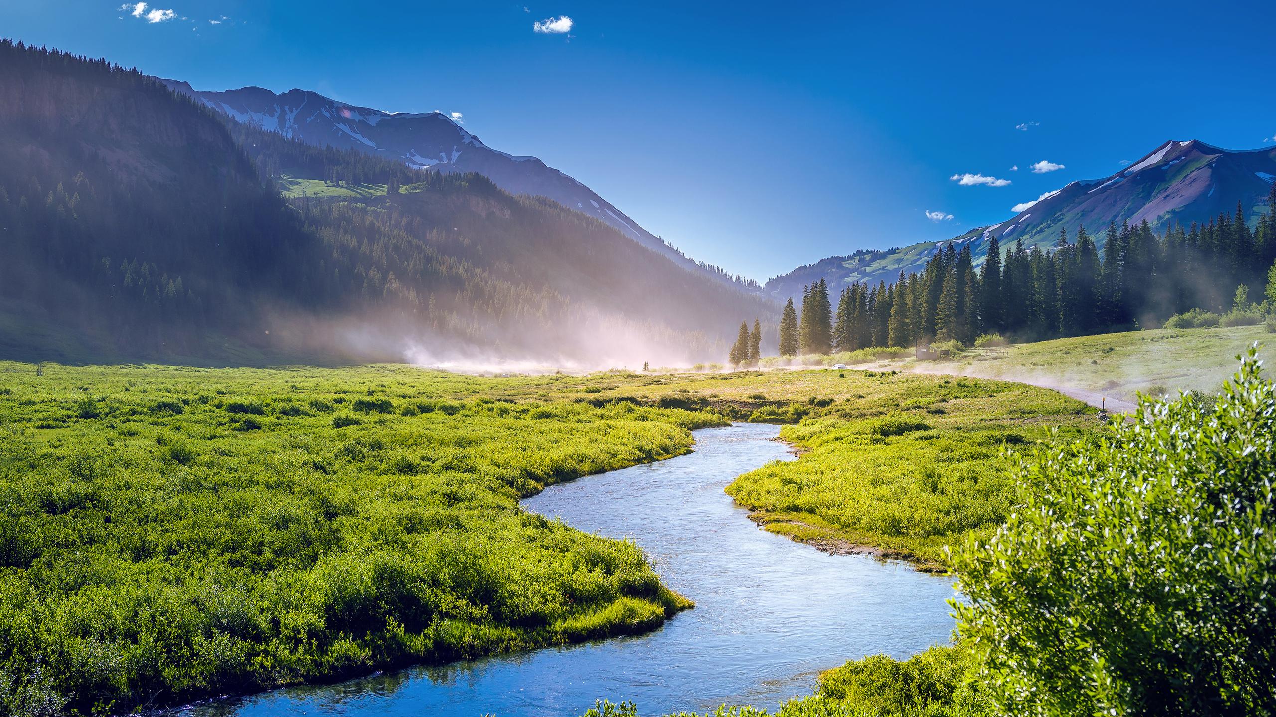 2560x1440 Beautiful Greenery Landscape 1440p Resolution Hd