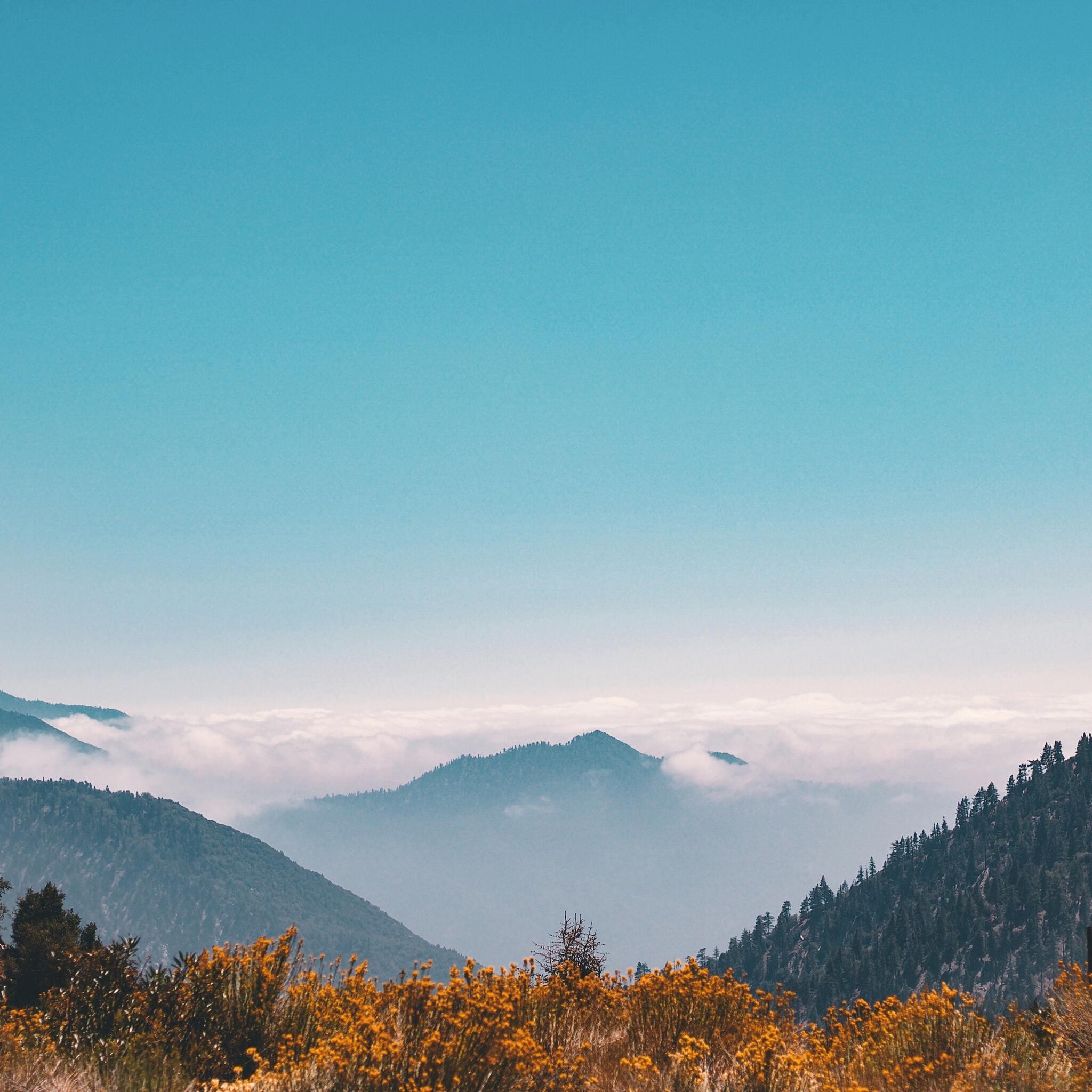 2048x2048 Beautiful Landscape Mountains 4k Ipad Air Hd 4k