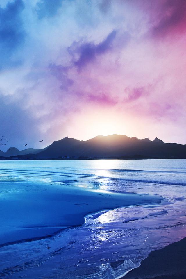 640x960 Beautiful Landscape Nature Scenery Iphone 4 Iphone