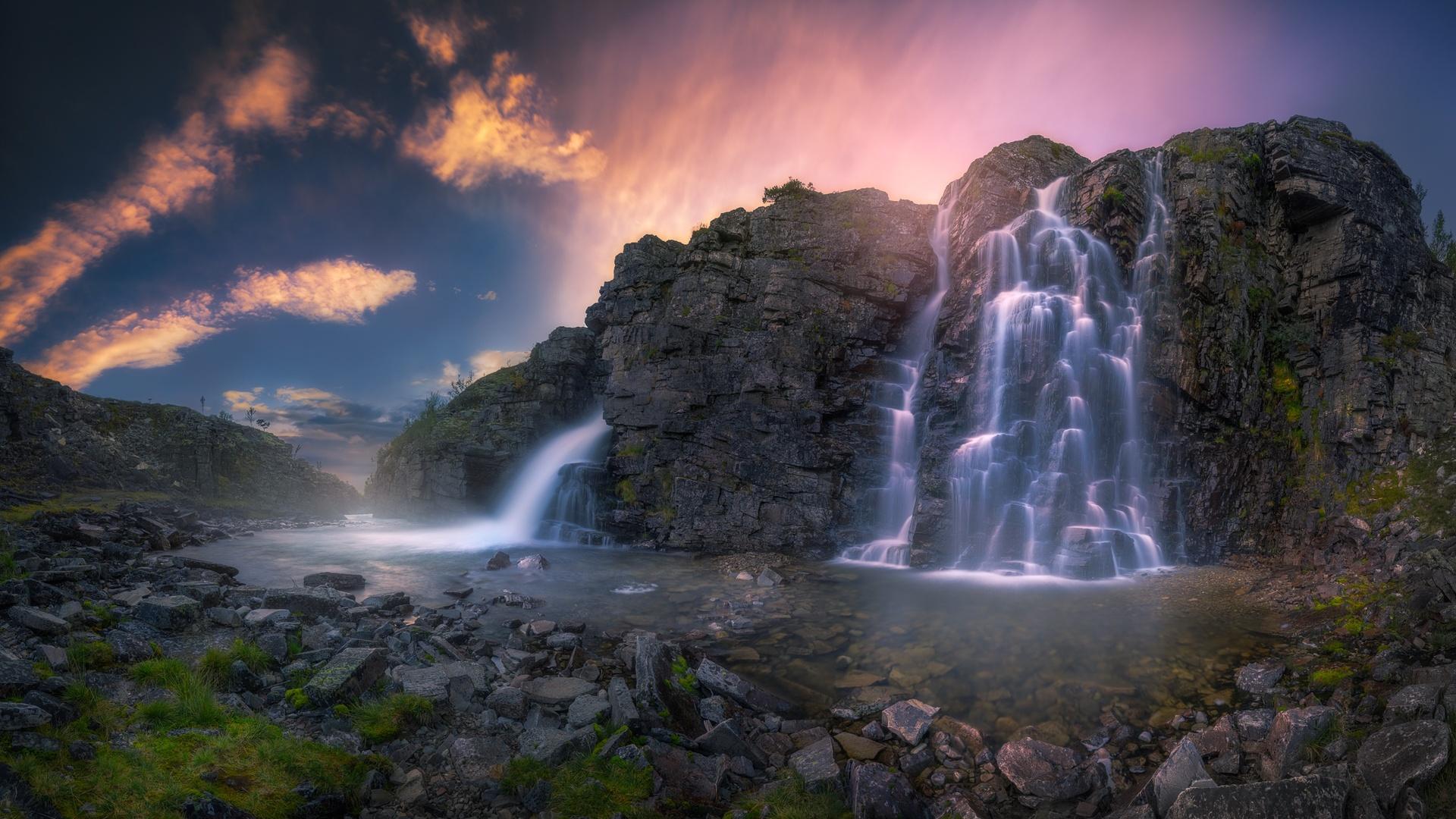 1920x1080 Beautiful Waterfall Laptop Full HD 1080P HD 4k ...