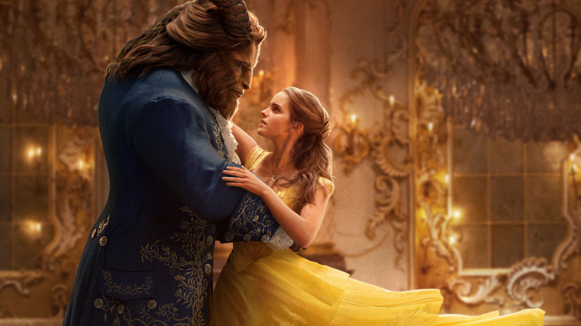 1920x1080 Beauty And The Beast Laptop Full Hd 1080p Hd 4k