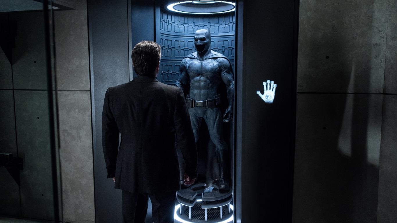 Ben Affleck In Batman Vs Superman