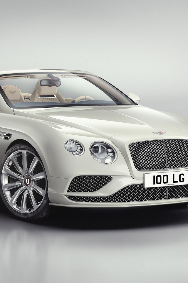 640x960 Bentley Continental Gt V8 Convertible Galene Edition 2017
