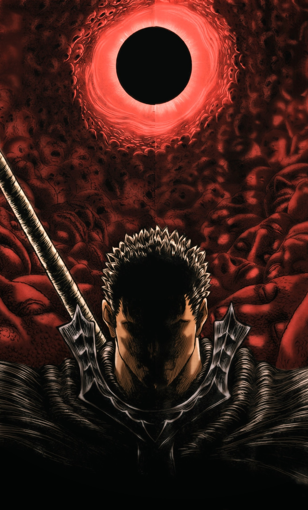 1280x2120 Berserk Iphone 6 Hd 4k Wallpapers Images