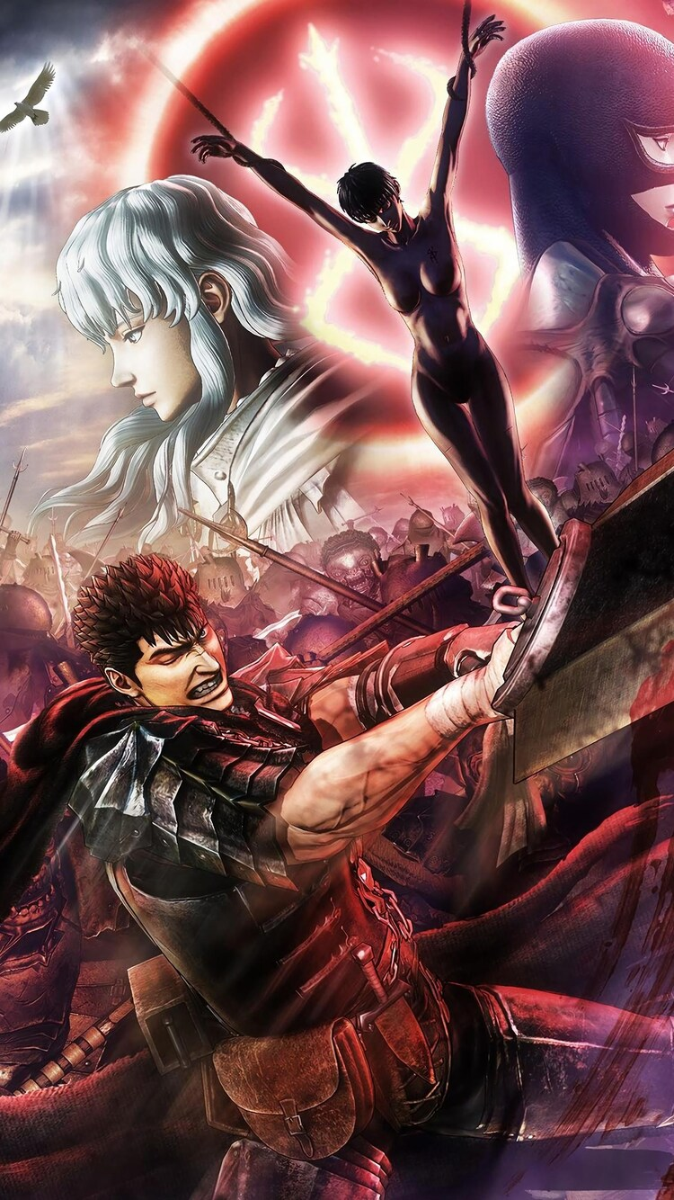 750x1334 Berserk Game 2016 Iphone 6 Iphone 6s Iphone 7 Hd