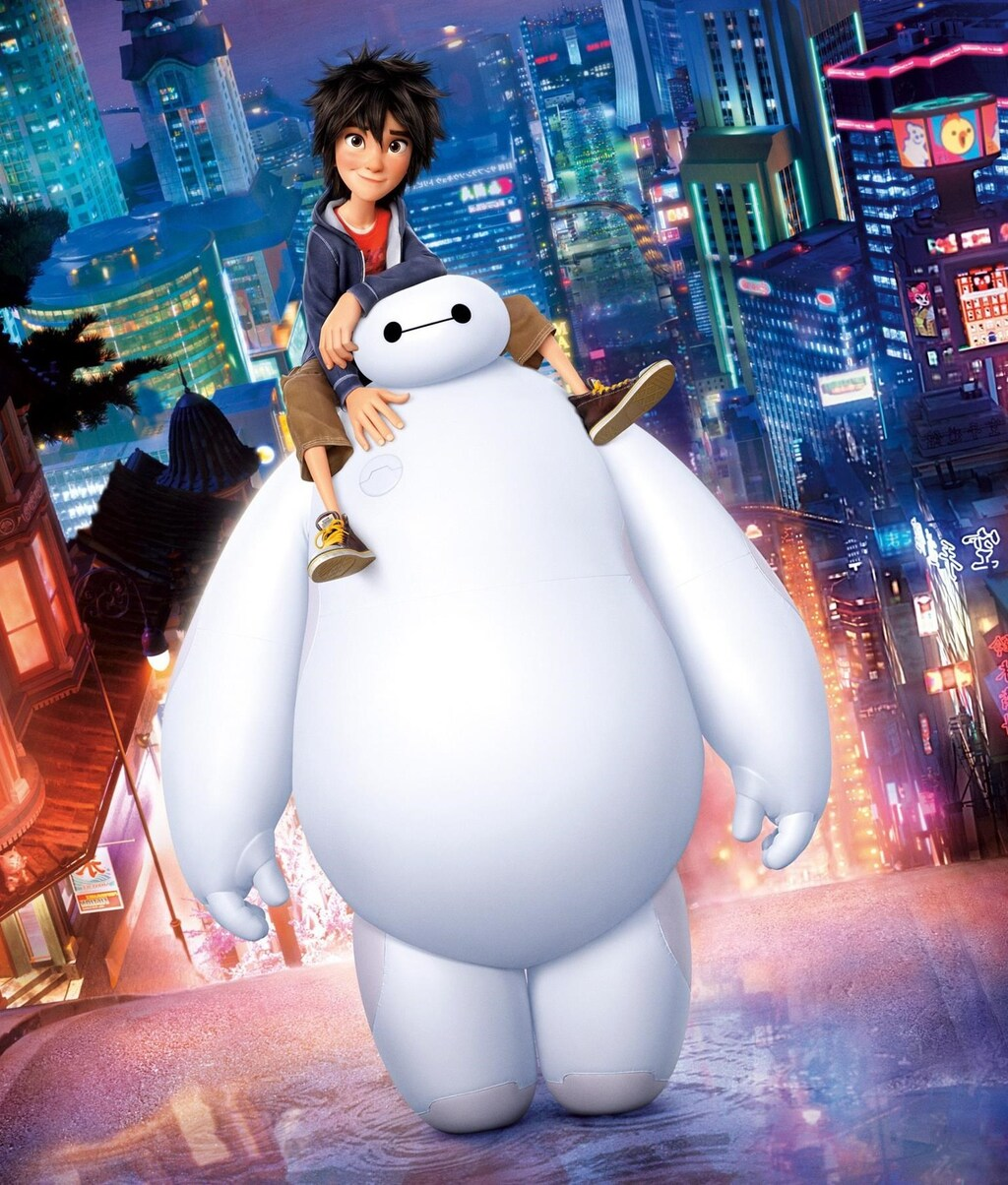 baymax in big hero 6 wallpapers - DriverLayer Search Engine
