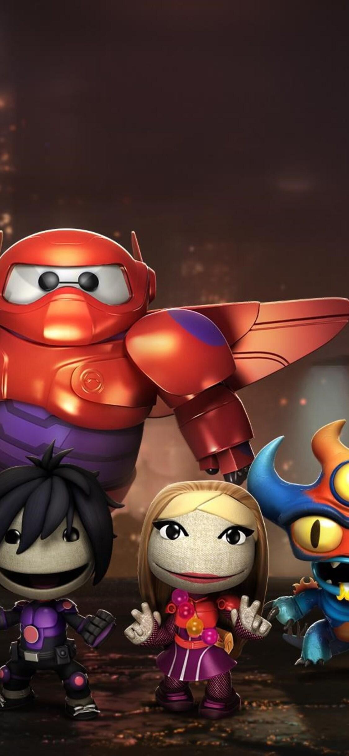 1125x2436 Big Hero 6 Game Iphone Xs Iphone 10 Iphone X Hd 4k