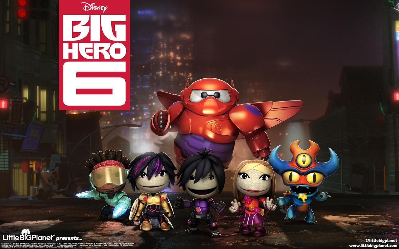 1280x800 Big Hero 6 Game 720p Hd 4k Wallpapers Images