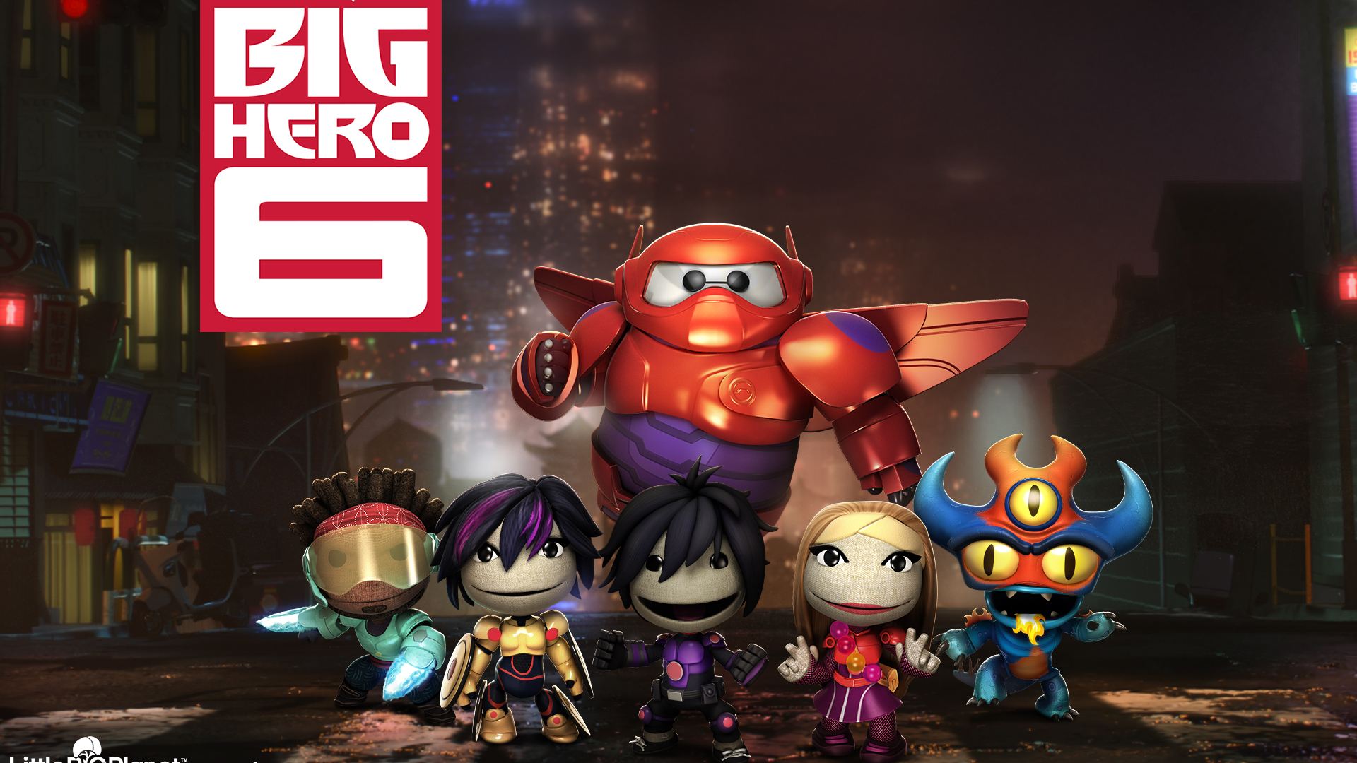 big hero 6 baymax 1080p