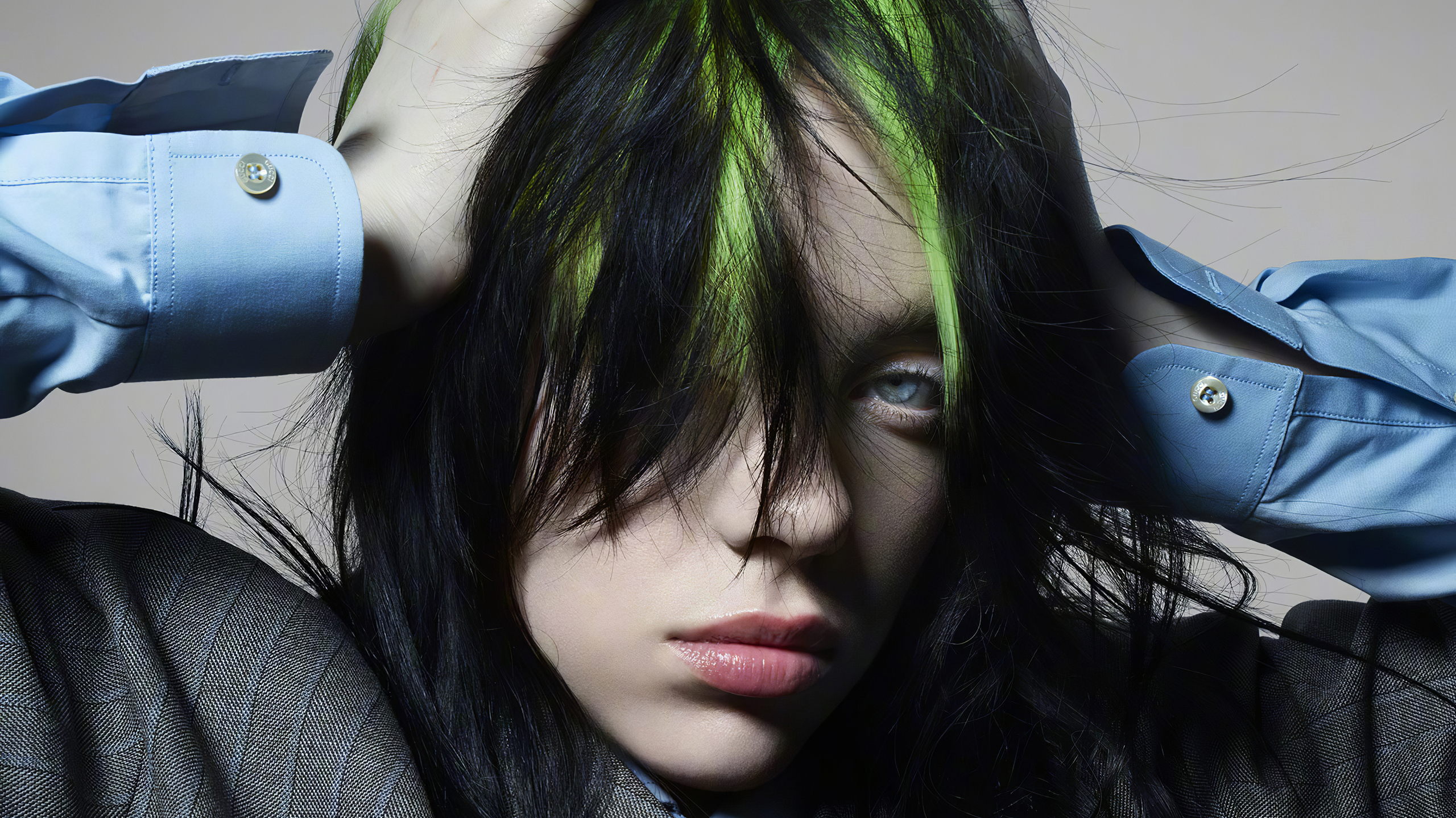 2560x1440 Billie Eilish Vogue China June 2020 1440P Resolution HD 4k  Wallpapers, Images, Backgrounds, Photos and Pictures