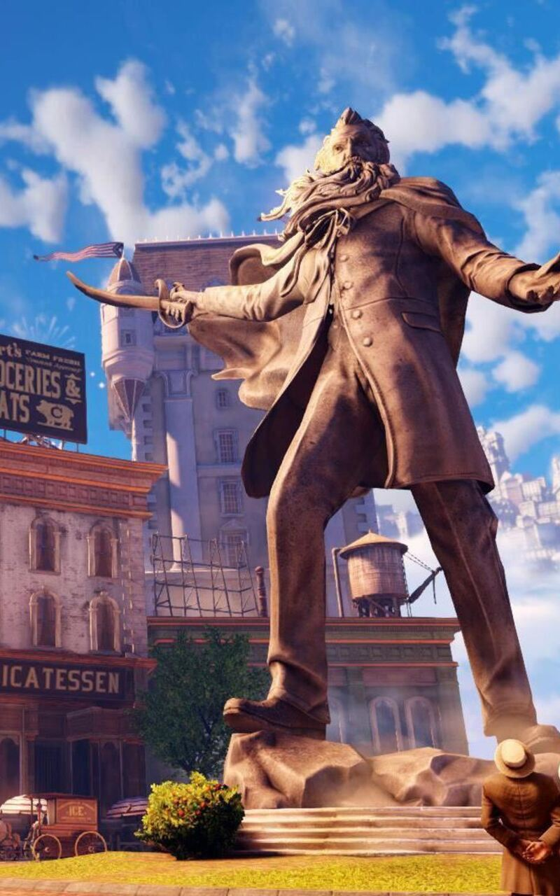 Bioshock Infinite Game Img