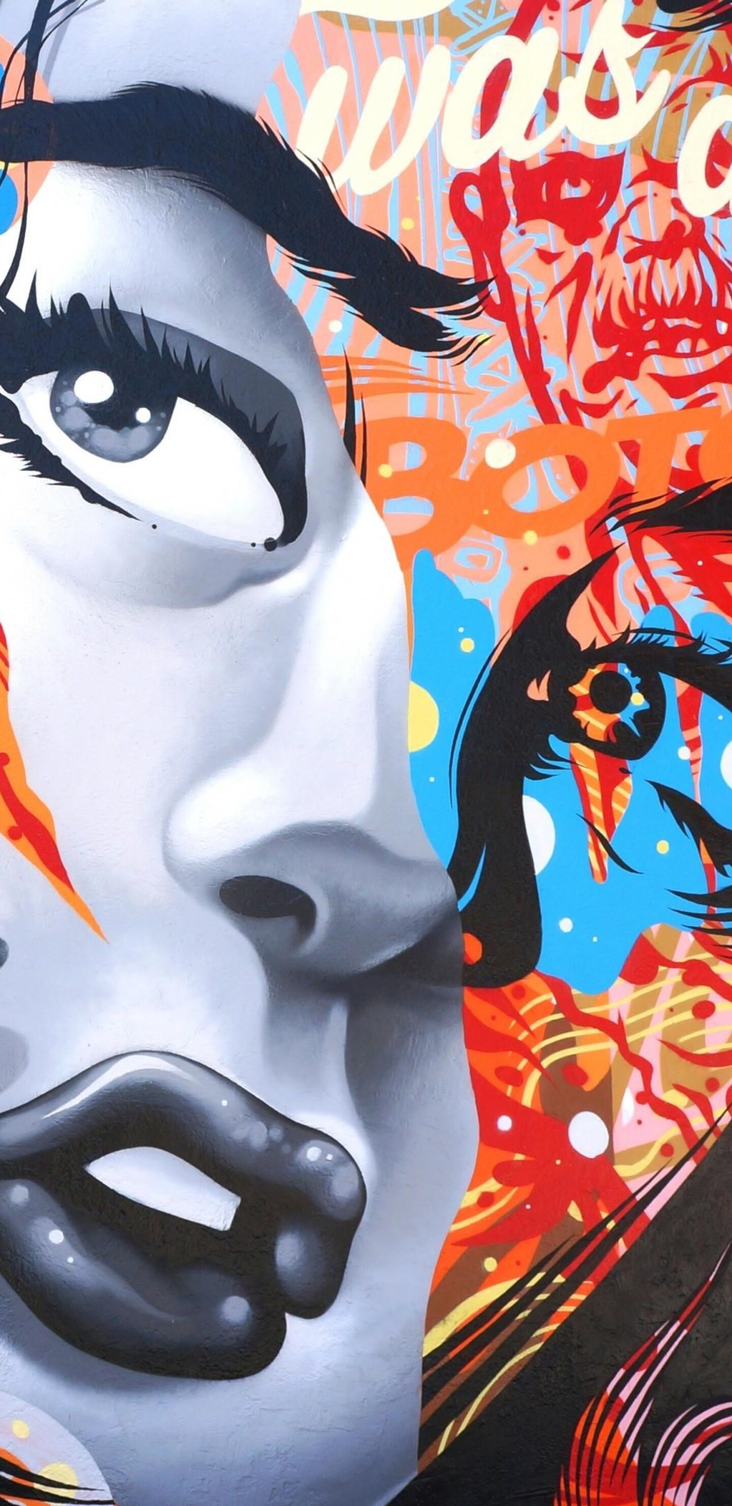 1440x2960 Bioshock Infinite Graffiti Samsung Galaxy Note 9 8 S9 S8