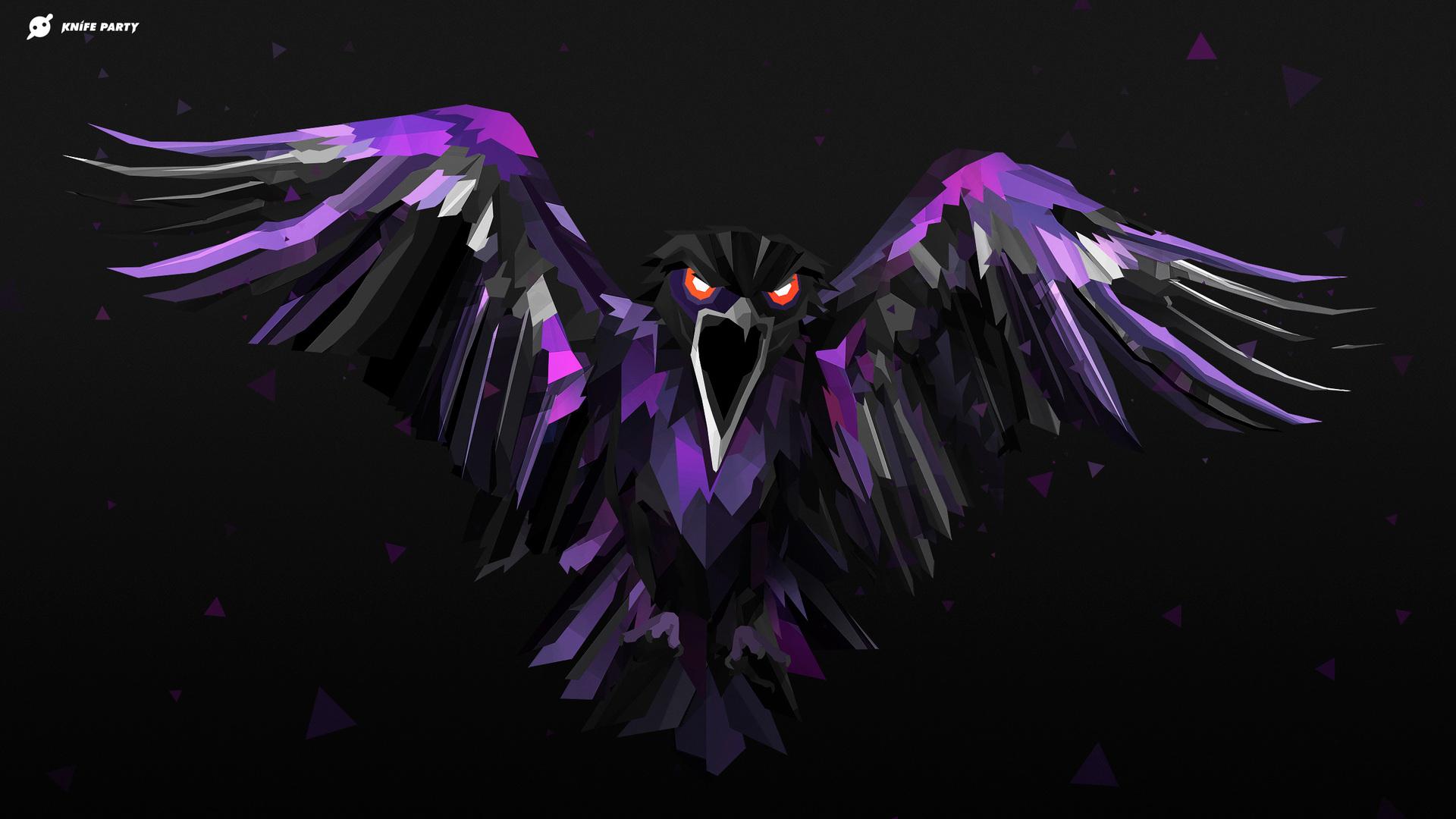 1920x1080 Bird Polygon Digital Art Laptop Full Hd 1080p Hd 4k