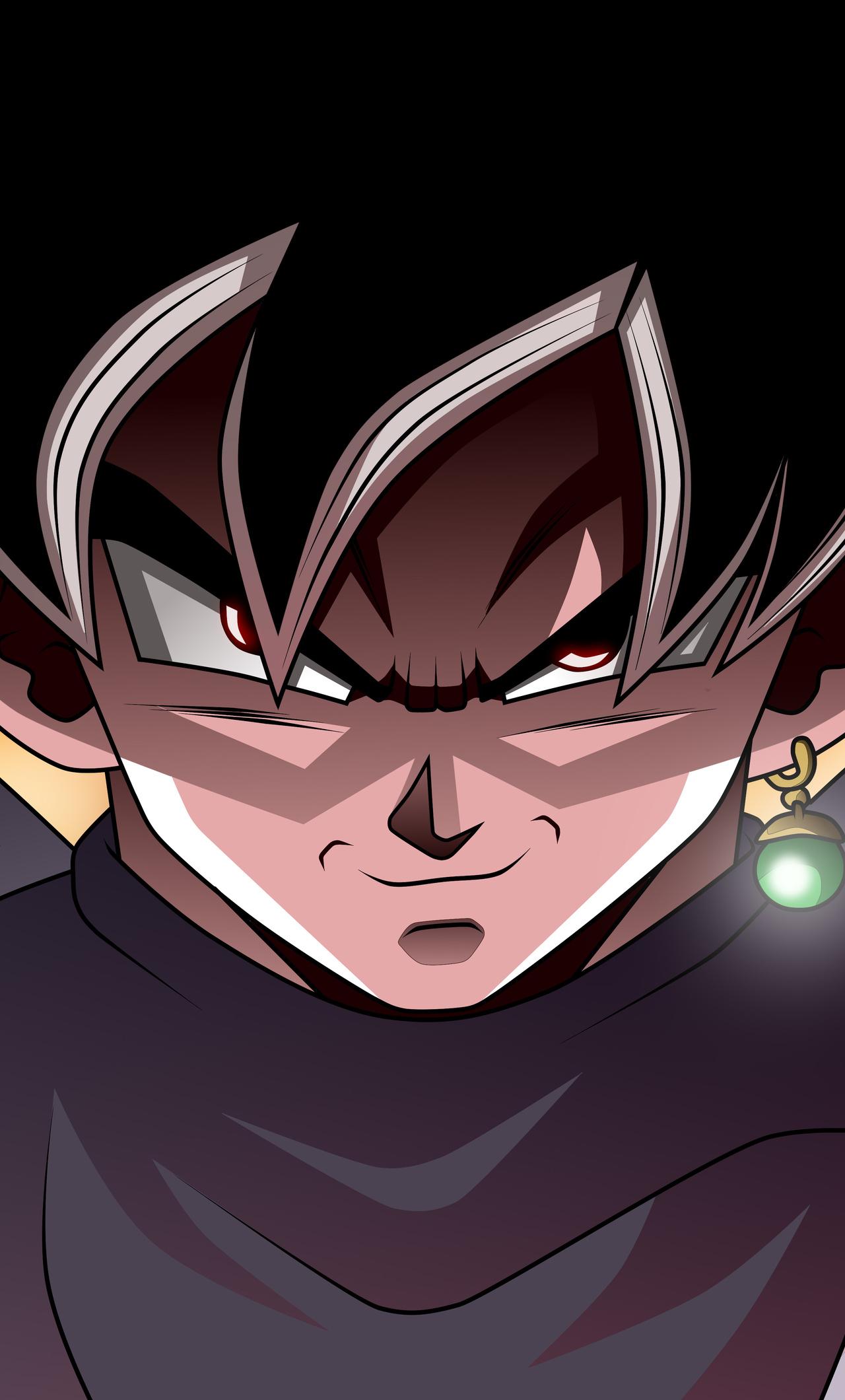 Goku Black Wallpaper Iphone