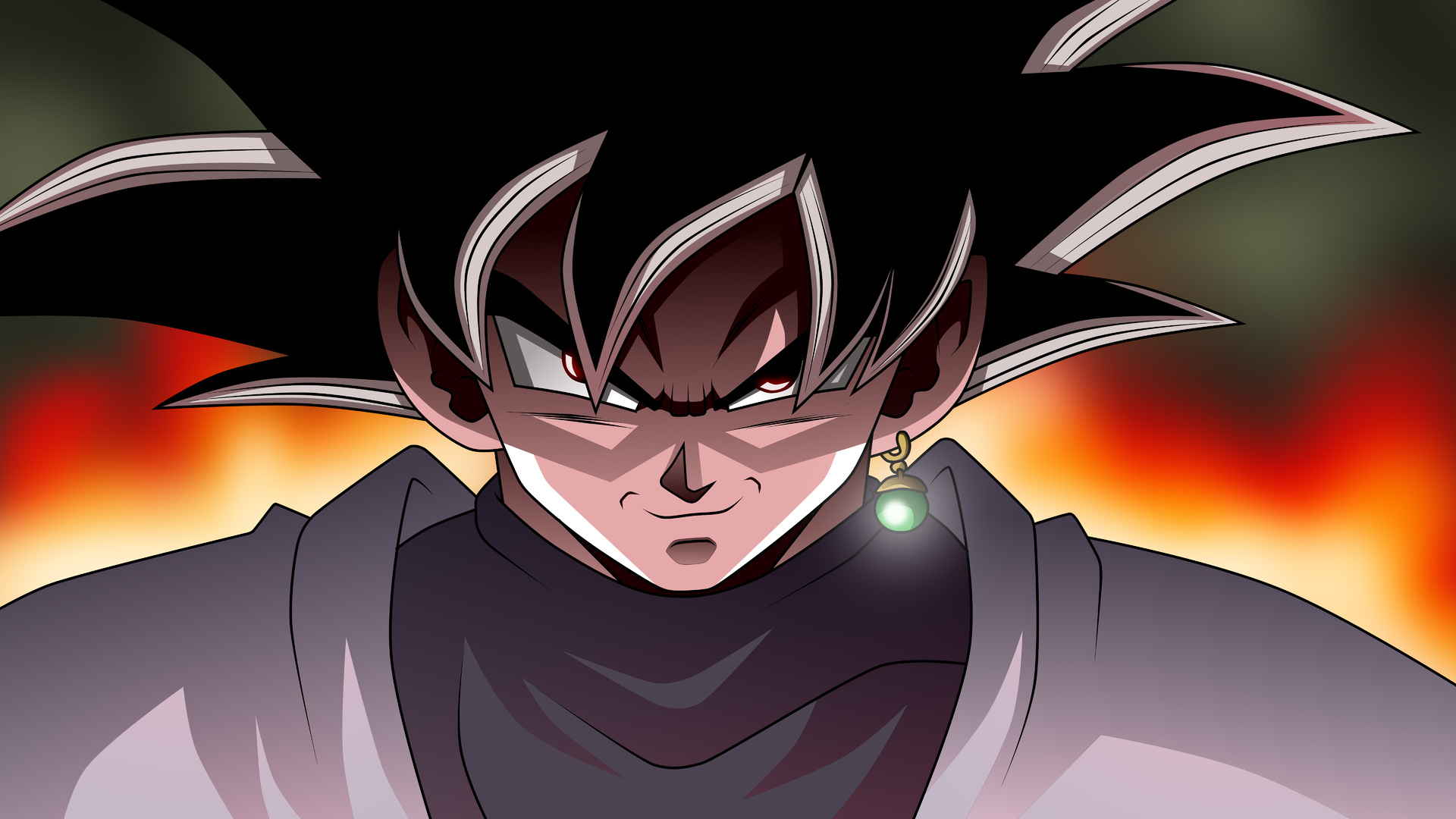 1920x1080 Black Goku Dragon Ball Super 8k Laptop Full Hd 1080p Hd 4k Wallpapers Images Backgrounds Photos And Pictures