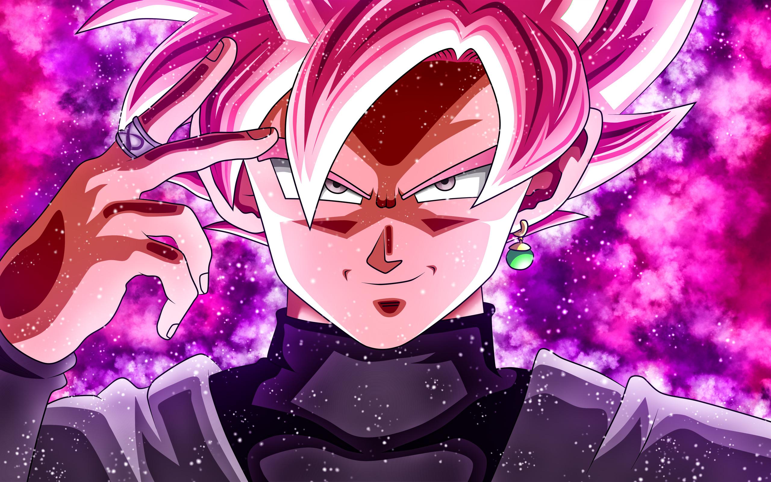 2560x1600 Black Goku Dragon Ball Super 2560x1600 ...