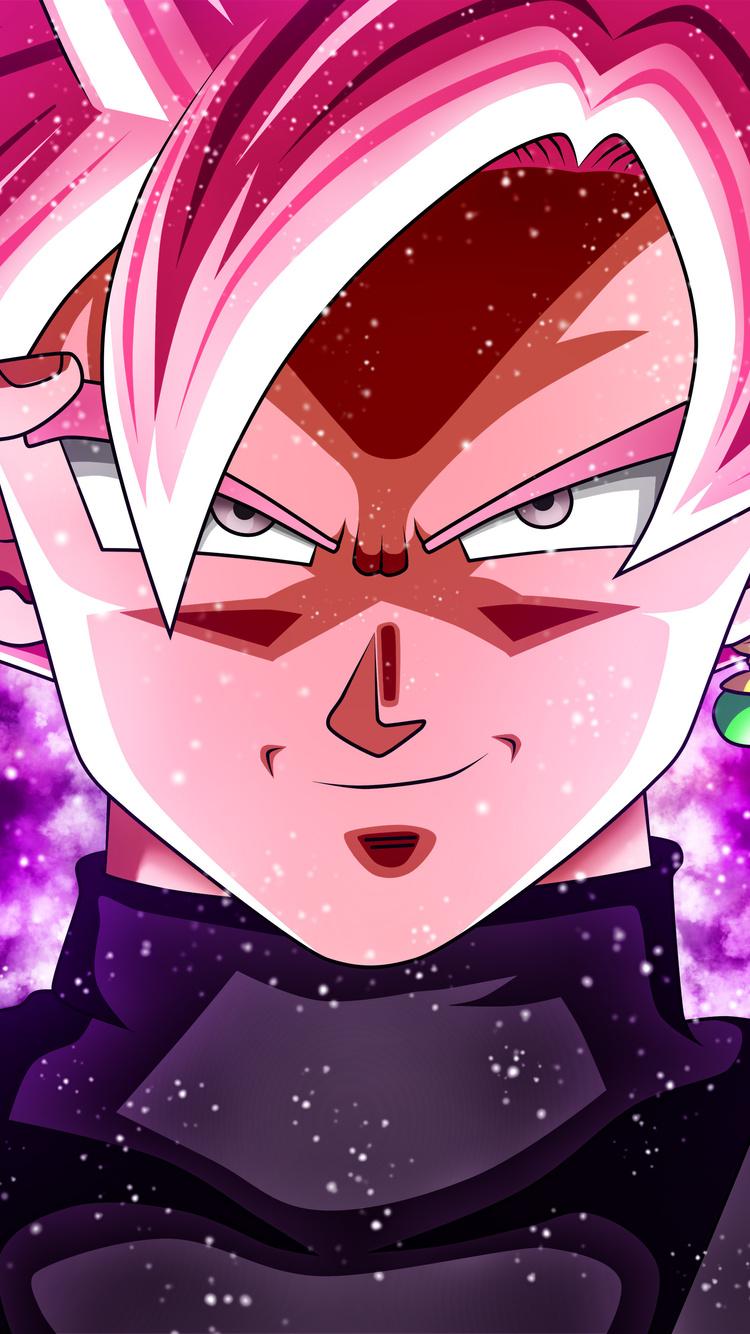 750x1334 Black Goku Dragon Ball Super Iphone 6 Iphone 6s