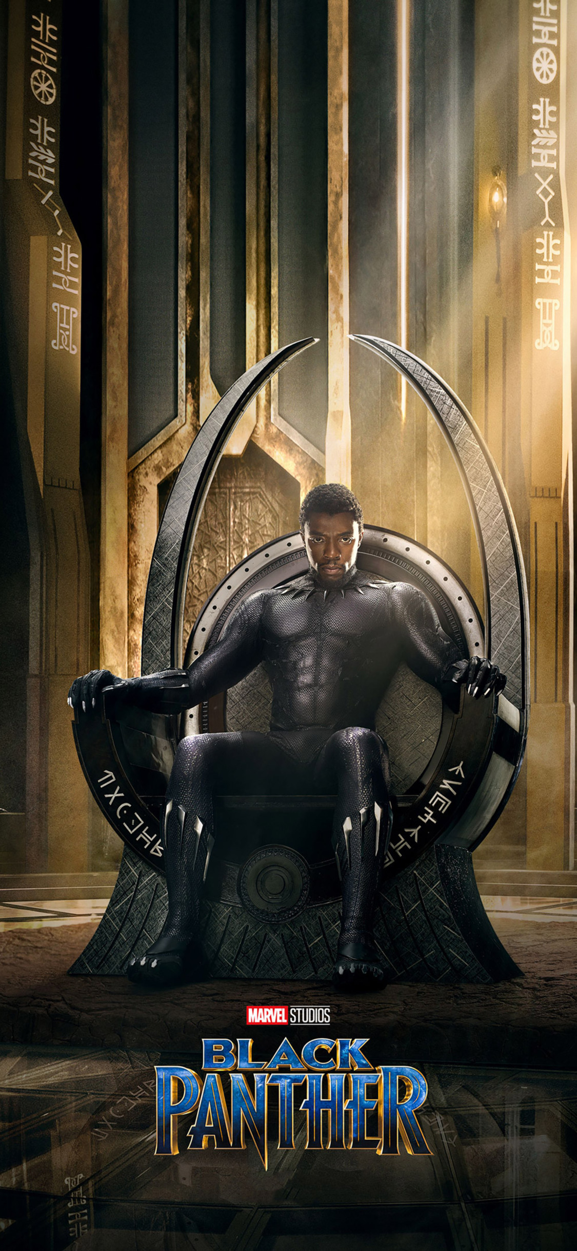 1125x2436 Black Panther 2018 4k Iphone Xs Iphone 10 Iphone X Hd 4k Wallpapers Images Backgrounds Photos And Pictures