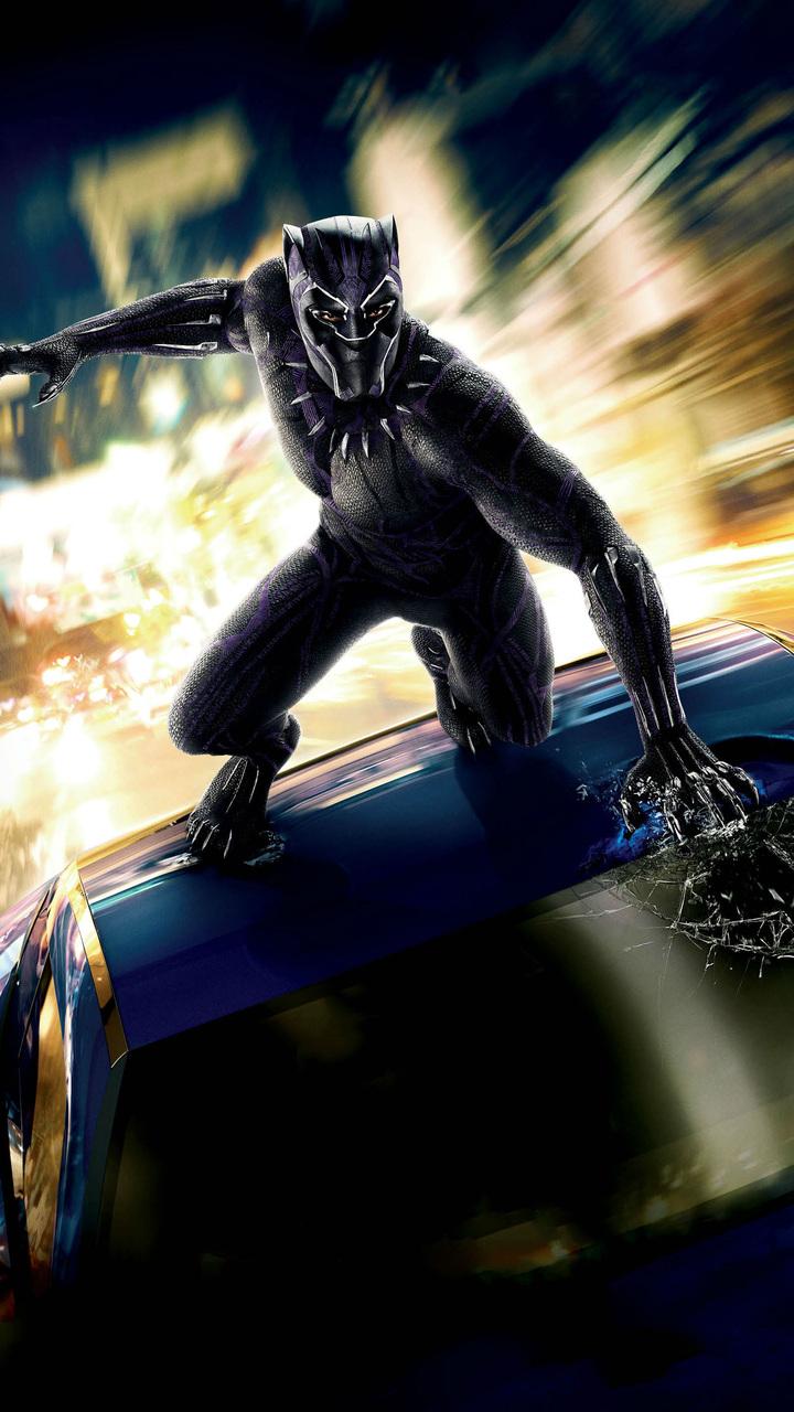 Black Panther 2018 International Poster 63