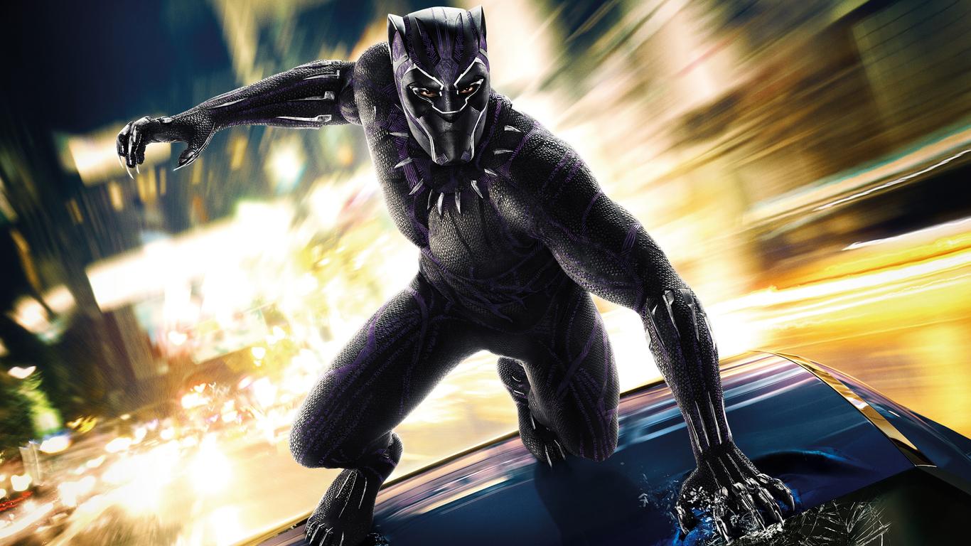 1366x768 Black Panther 2018 Movie 4k 1366x768 Resolution Hd 4k