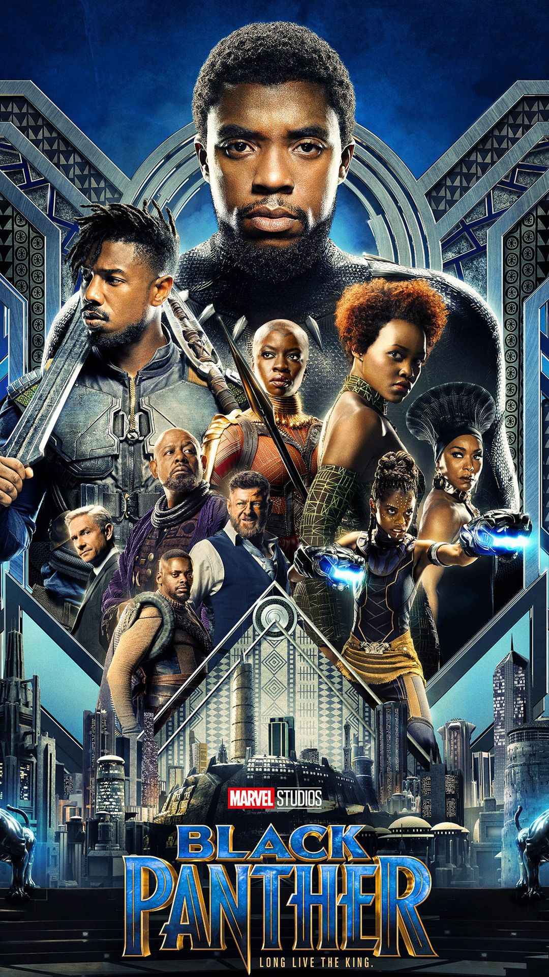 Top Wallpaper Movie Iphone 5 - black-panther-2018-movie-hd-h9-1080x1920  Collection_193264.jpg