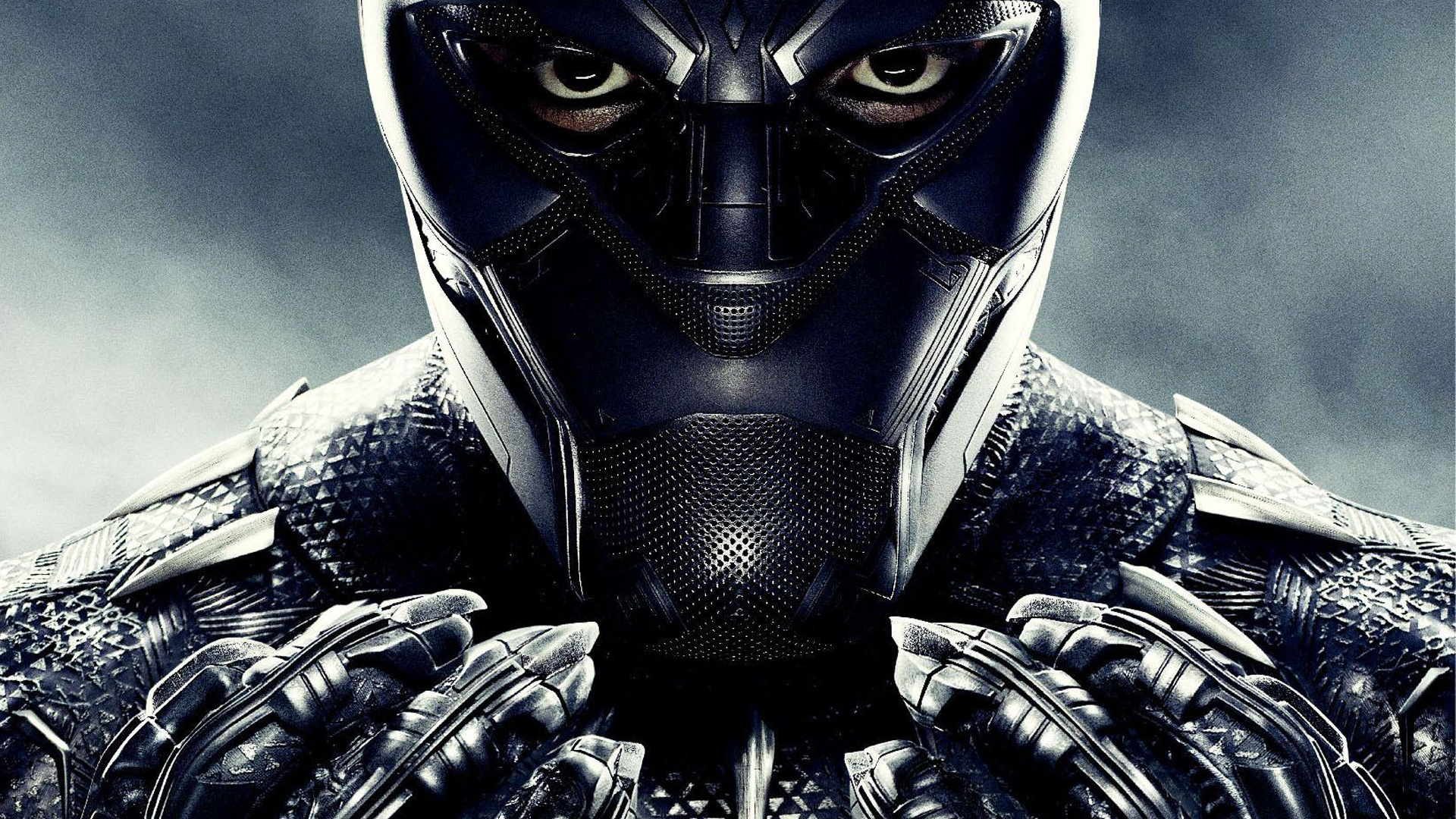 Black Panther 2018 Movie Still Full Hd Wallpaper: 1920x1080 Black Panther 2018 Poster Laptop Full HD 1080P