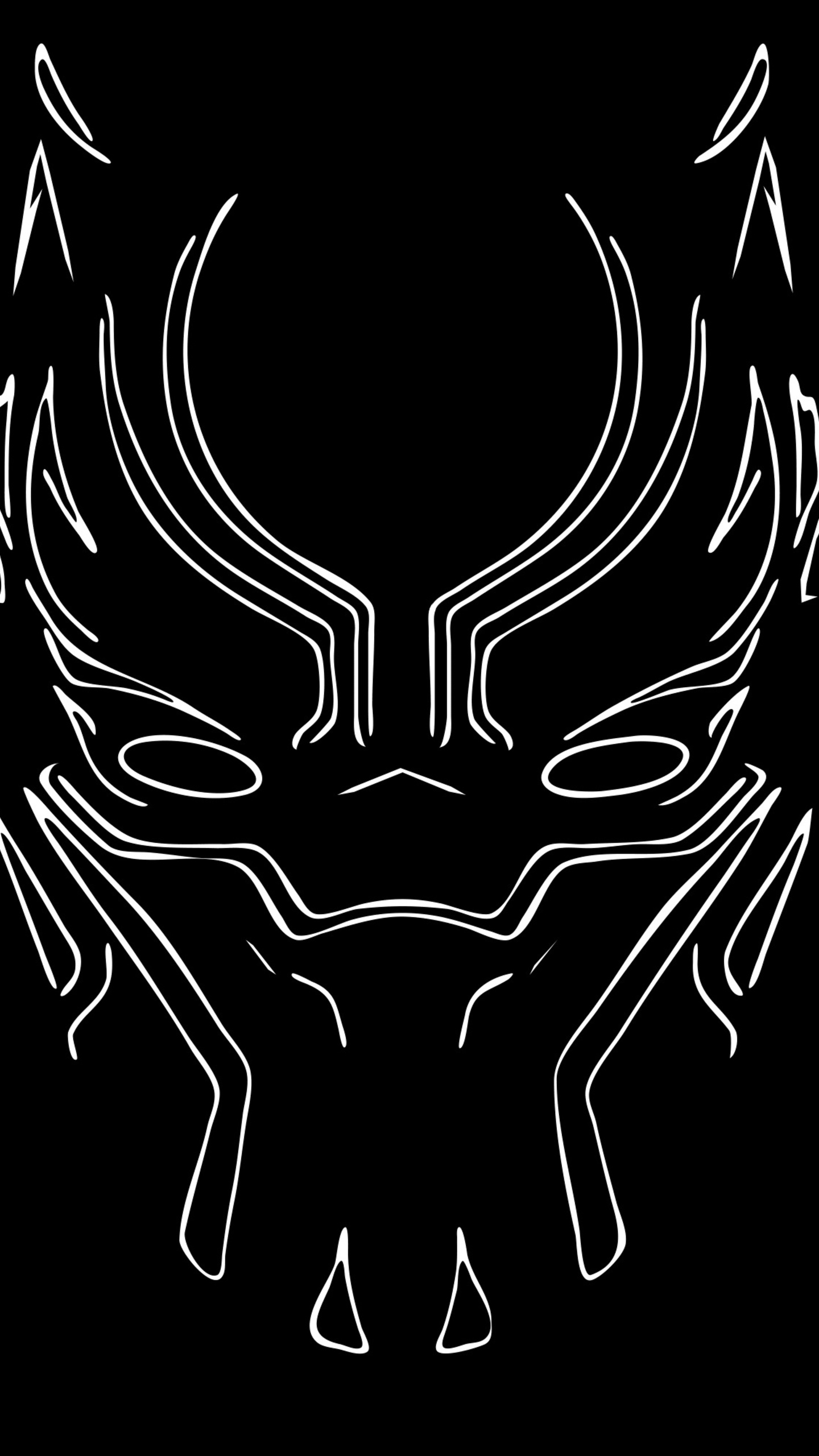 1440x2560 Black Panther 4k Artwork Samsung Galaxy S6 S7 Google