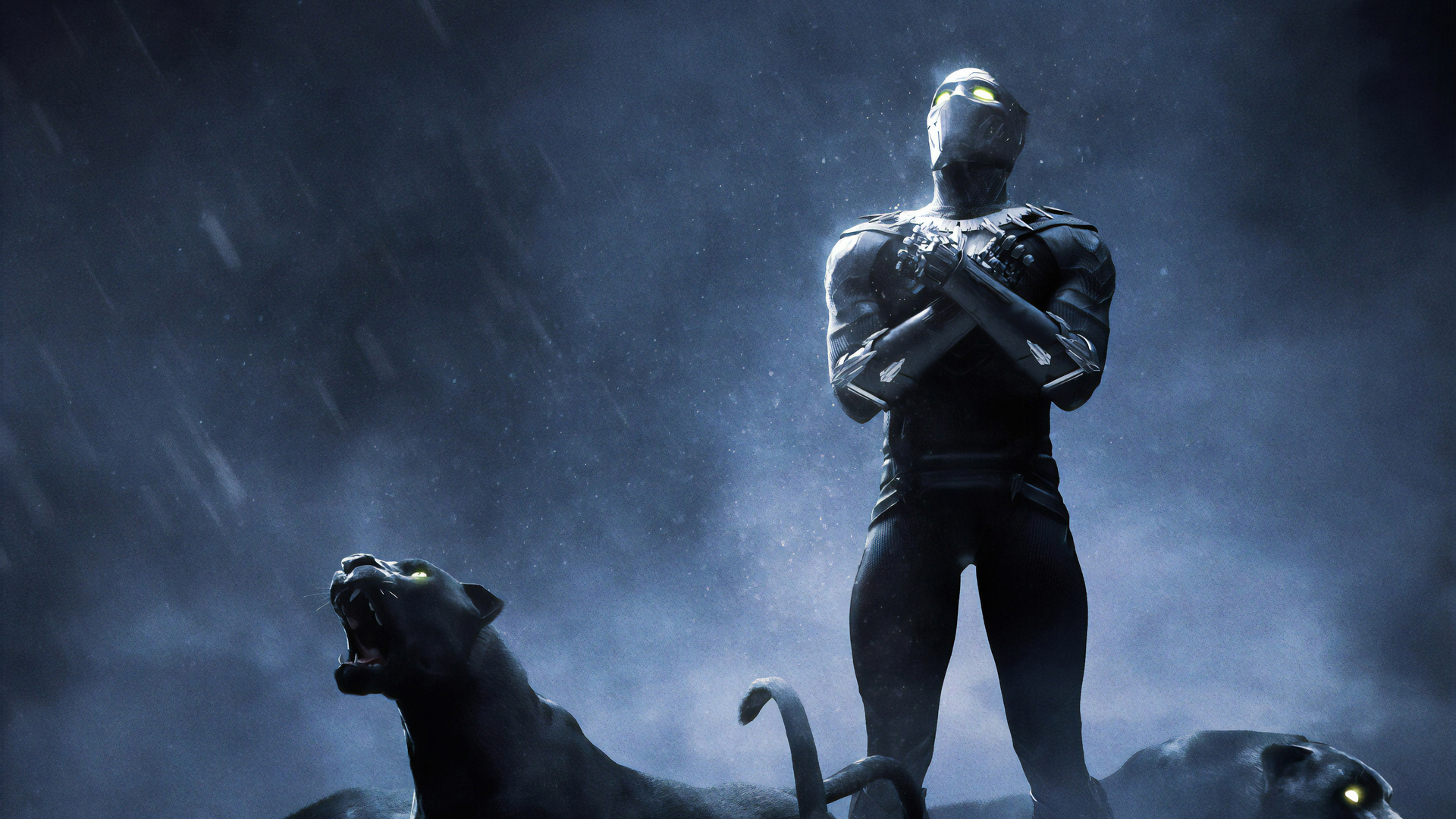 1920x1080 Black Panther 4k Rise Up Laptop Full Hd 1080p Hd 4k Wallpapers Images Backgrounds Photos And Pictures