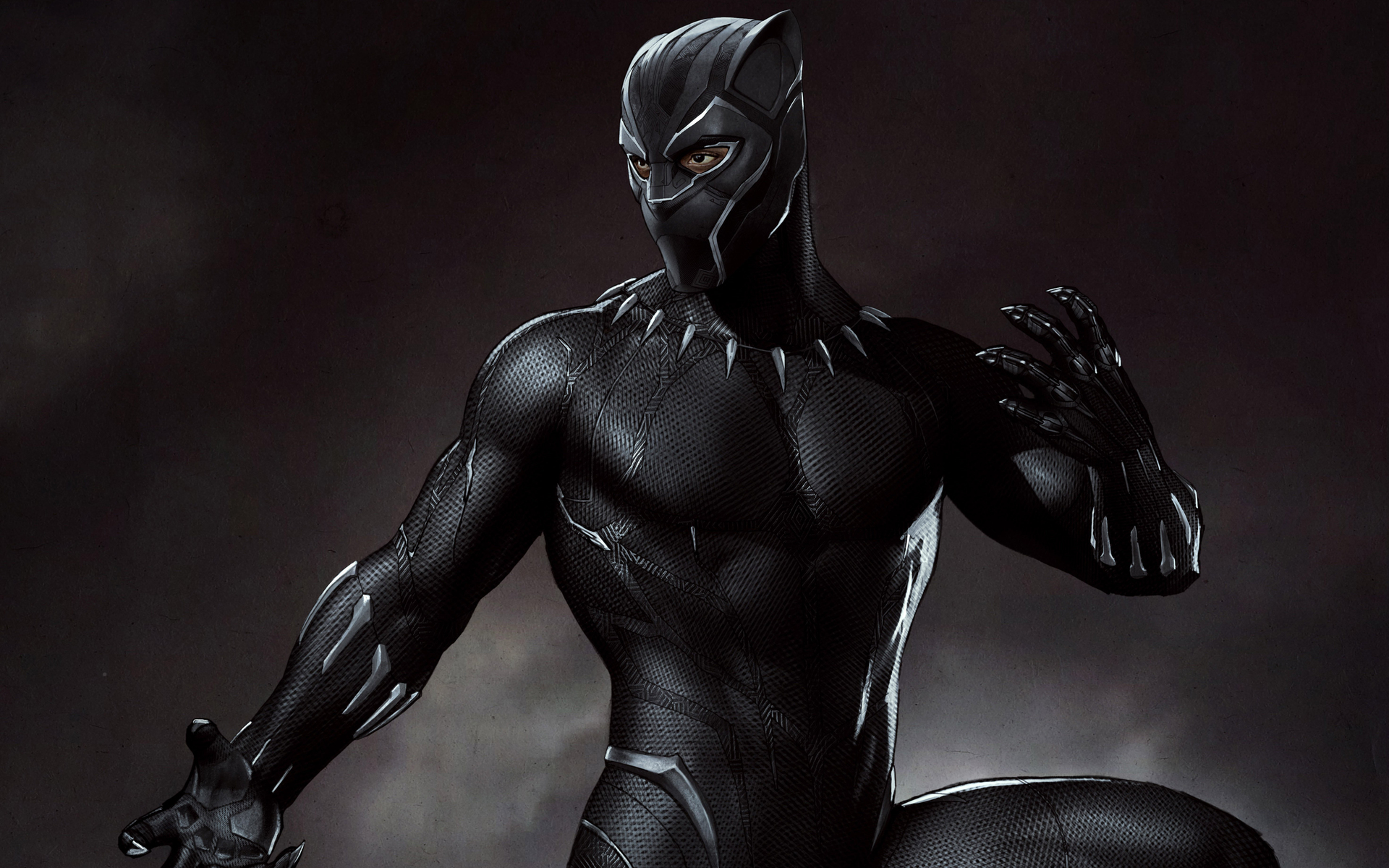 1920x1200 Black Panther 5k Artwork 1080P Resolution HD 4k ...