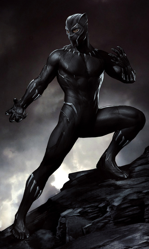 Wallpaper Android Black Panther Vinny Oleo Vegetal Info