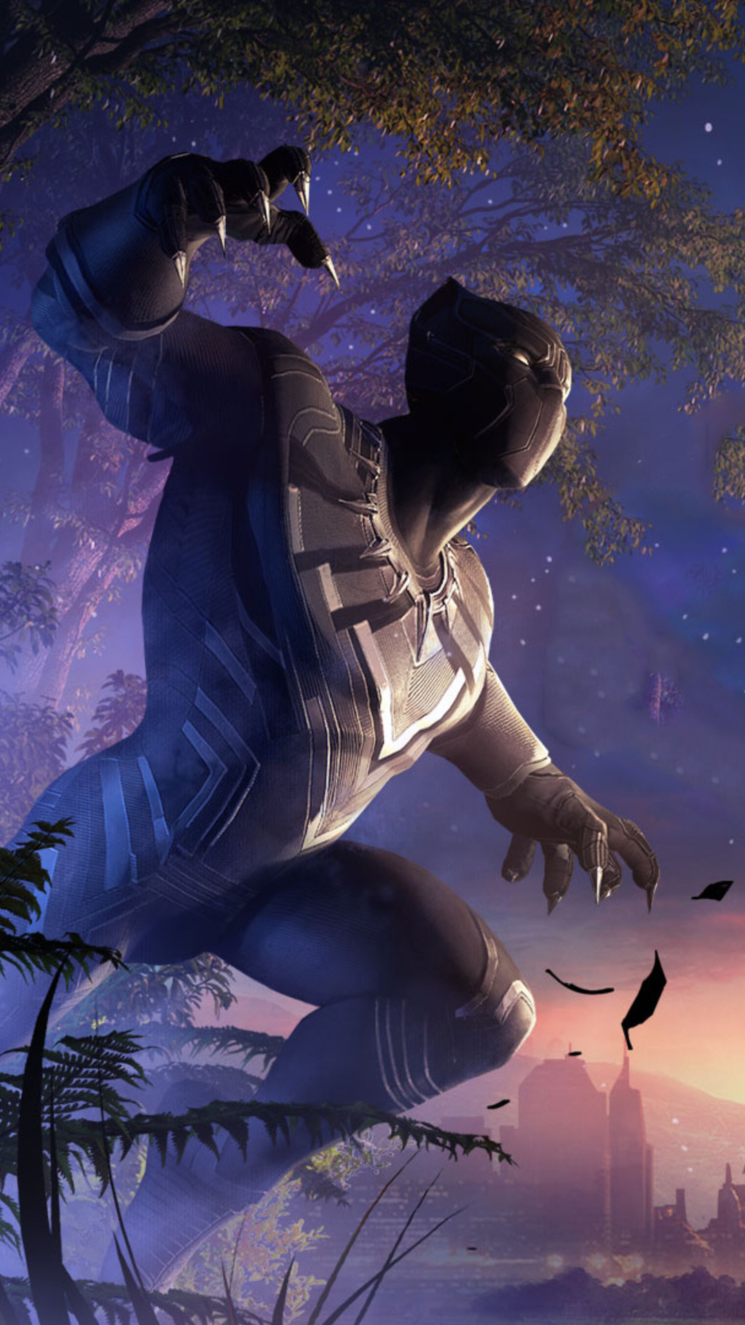 Amazing Wallpaper Marvel Iphone 7 - black-panther-and-erik-killmonger-marvel-contest-of-champions-dv-1080x1920  Pictures_1001865.jpg