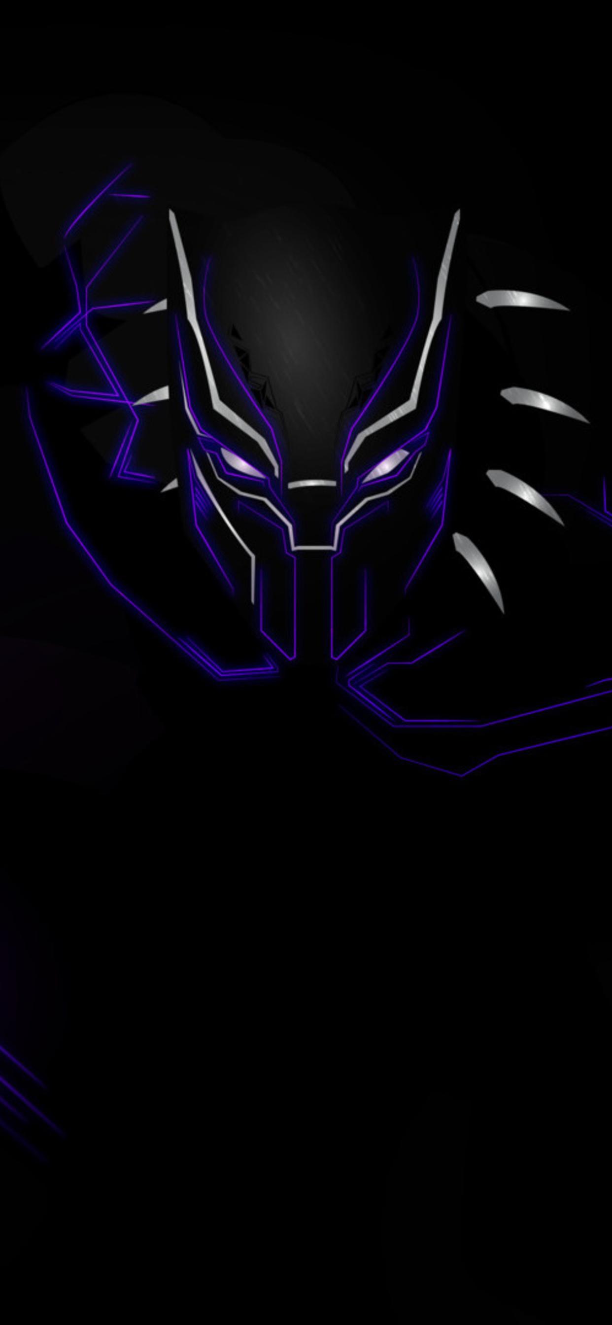 1242x2688 Black Panther Art 1080p Iphone Xs Max Hd 4k