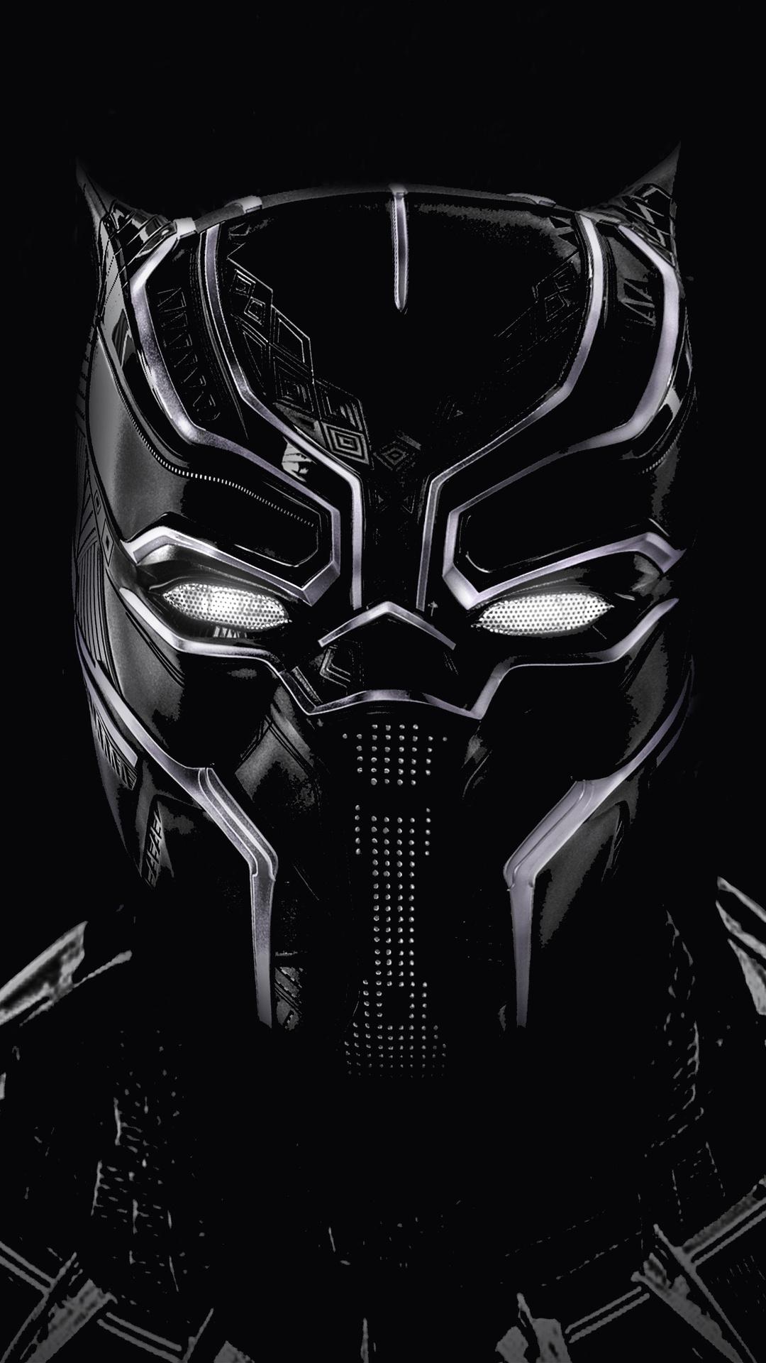 1080x1920 Black Panther Artwork 5k Iphone 7,6s,6 Plus ...