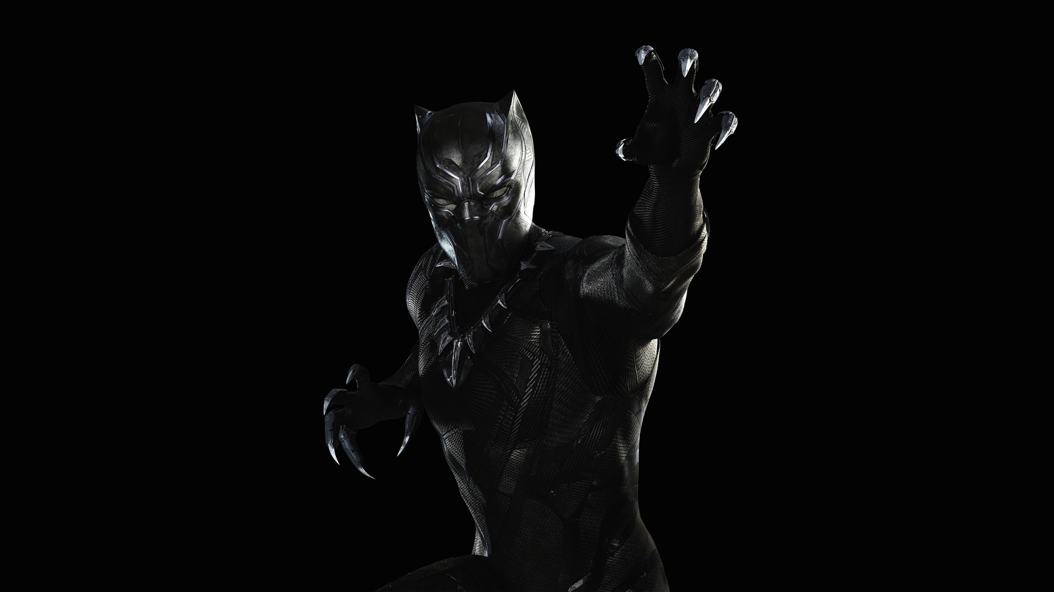 2048x1152 black panther captain america civil war 2048x1152 black panther captain america civil warg voltagebd Choice Image