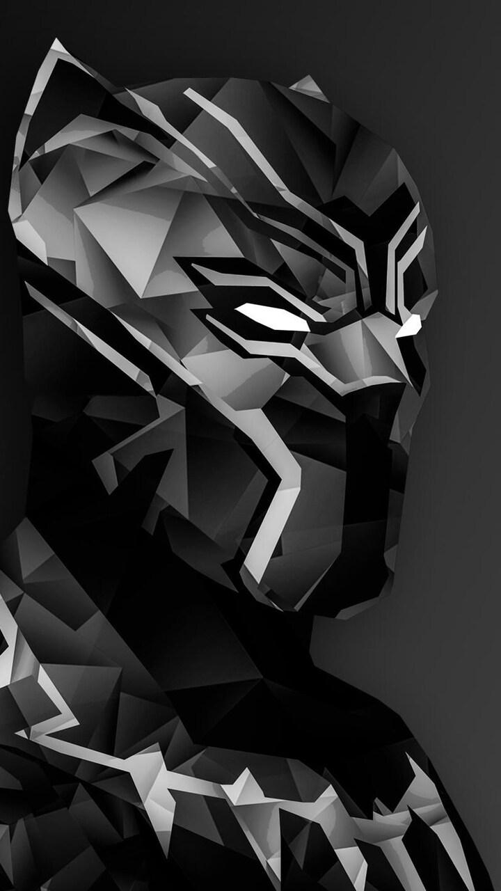Marvelous Black Panther Digital Art On Great Ideas