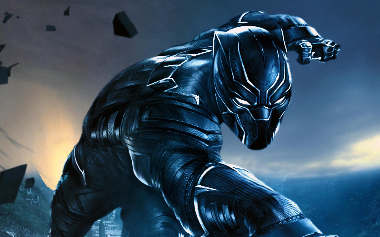 2880x1800 Black Panther Fan Made Macbook Pro Retina HD 4k ...