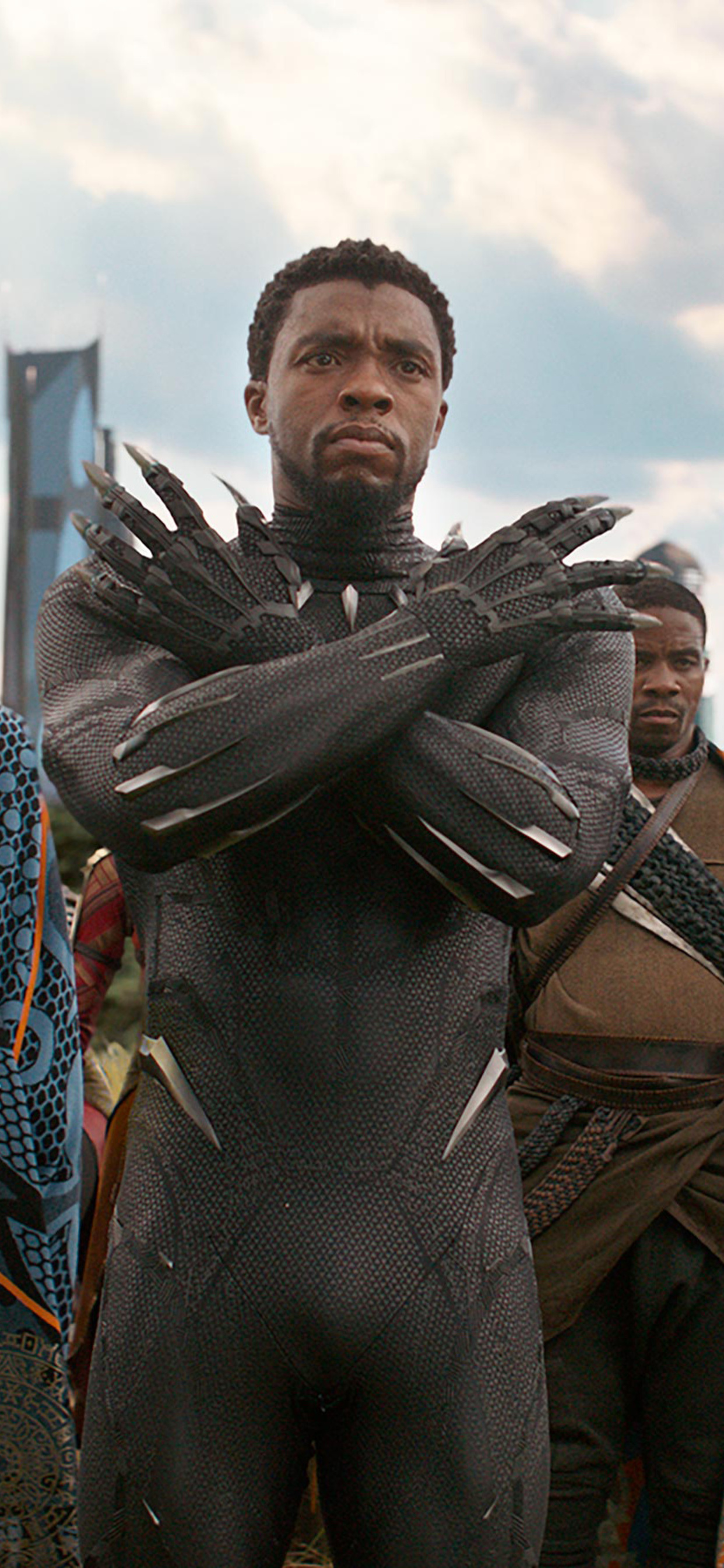 1242x2688 Black Panther In Avengers Infinity War 2018 Iphone Xs Max Hd 4k Wallpapers Images Backgrounds Photos And Pictures