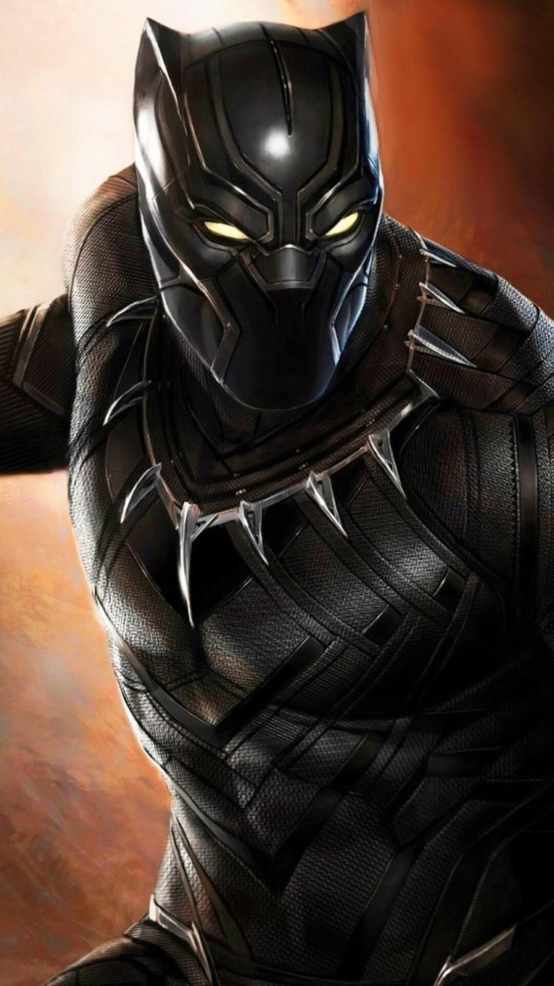 Most Inspiring Wallpaper Marvel Iphone 5 - black-panther-super-hero-4k-1080x1920  Pic_611537.jpg