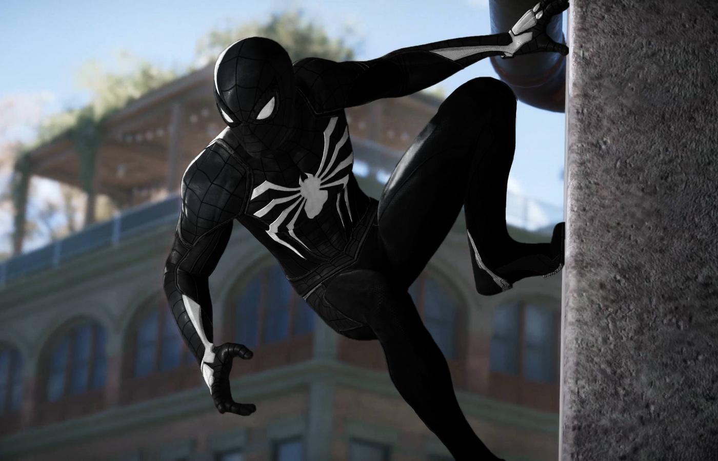 1400x900 Black Spiderman 4k 1400x900 Resolution Hd 4k Wallpapers