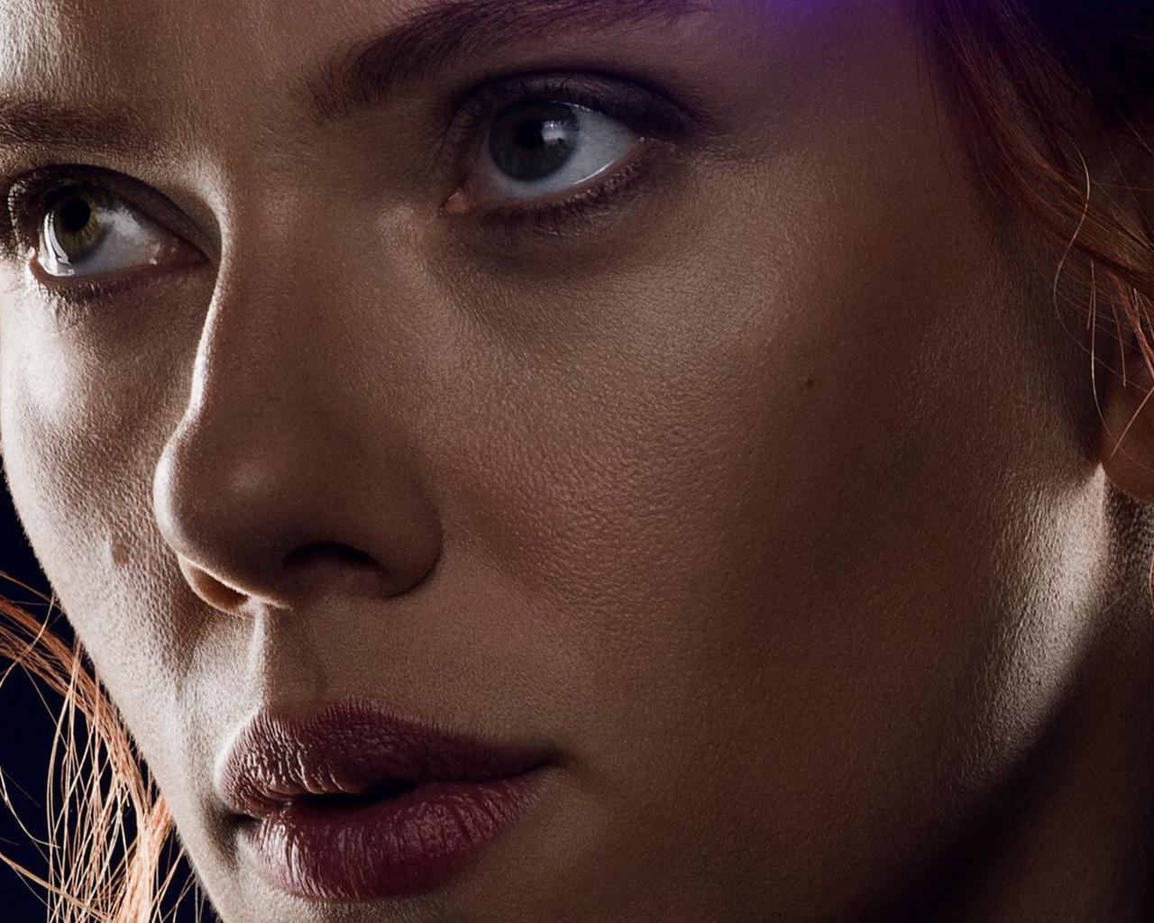 Scarlett johansson black widow poster - photo#44