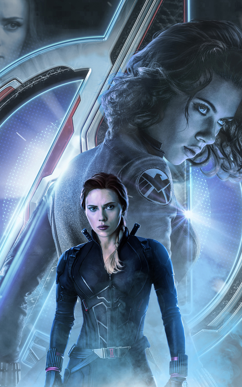 Black Widow Endgame