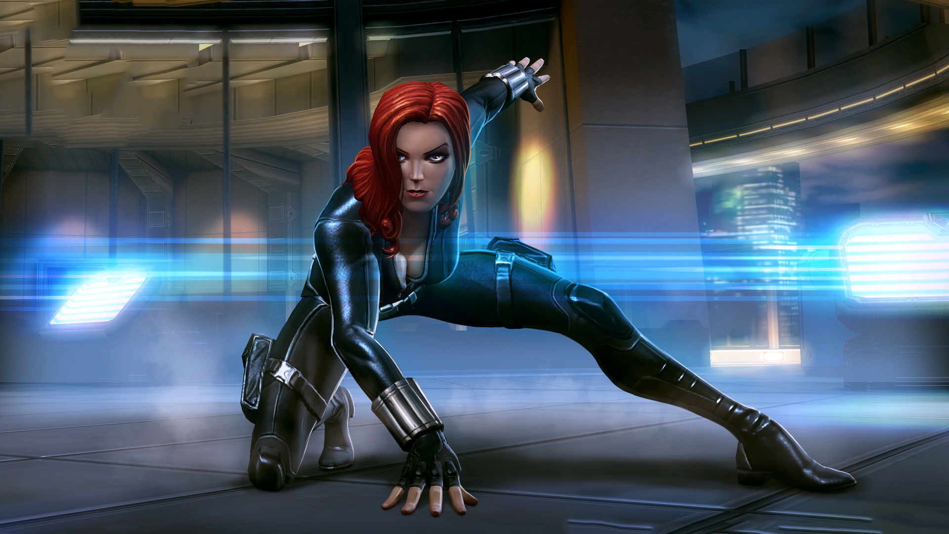 1920x1080 Black Widow Marvel Contest Of Champions Laptop Full Hd