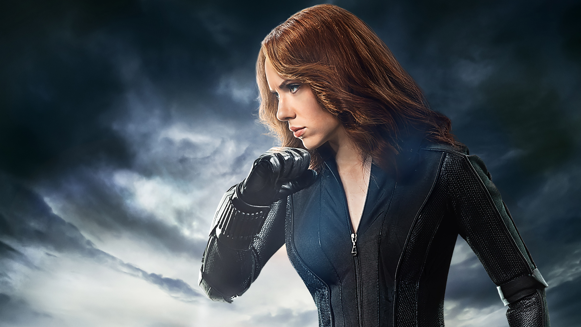 1920x1080 Black Widow Natasha Romanoff 8K Laptop Full HD ...
