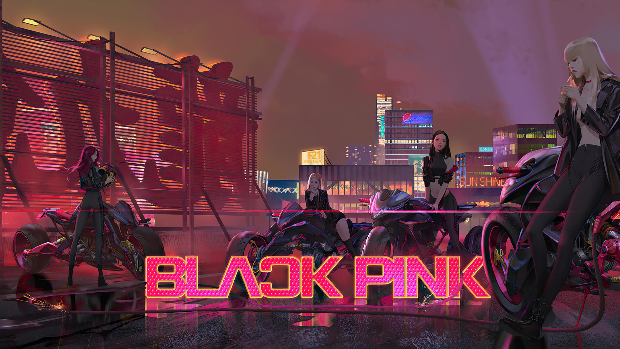 Blackpink Lovesick Girl 4k Wallpaper 2048x1152 Blackpink 4k 2048x1152 Resolution Hd 4k Wallpapers Images Backgrounds Photos And Total Update